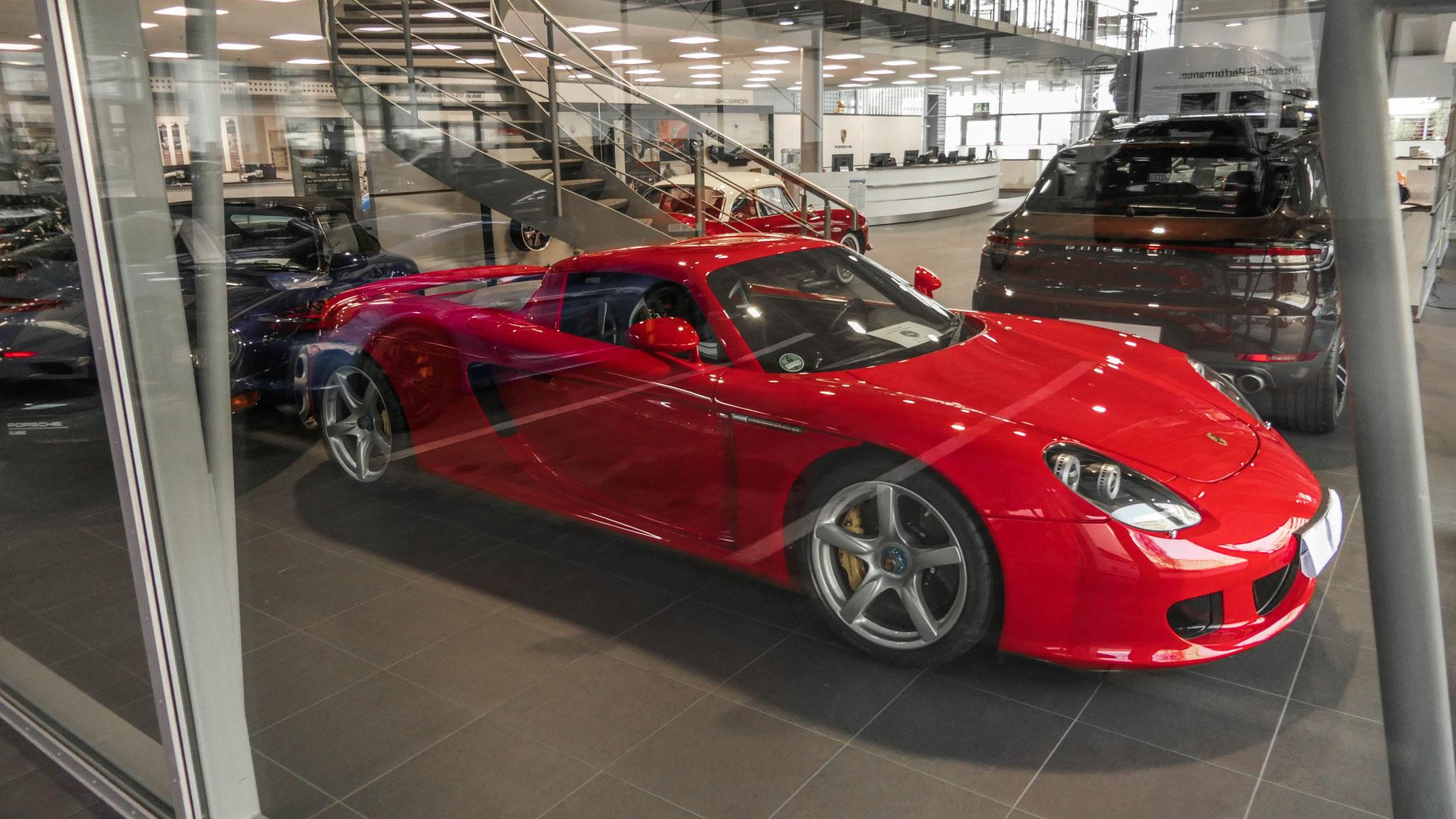Porsche Carrera GT - M-GP-5733