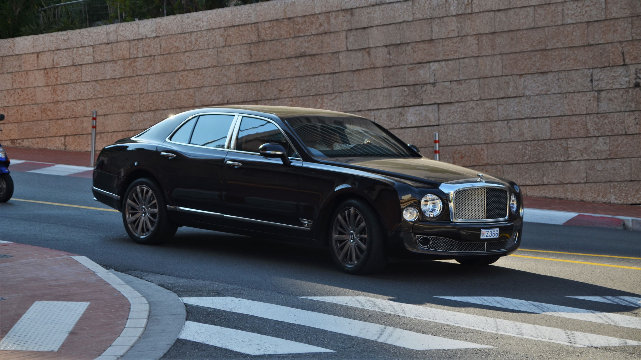 Bentley Mulsanne - Z366 (MC)