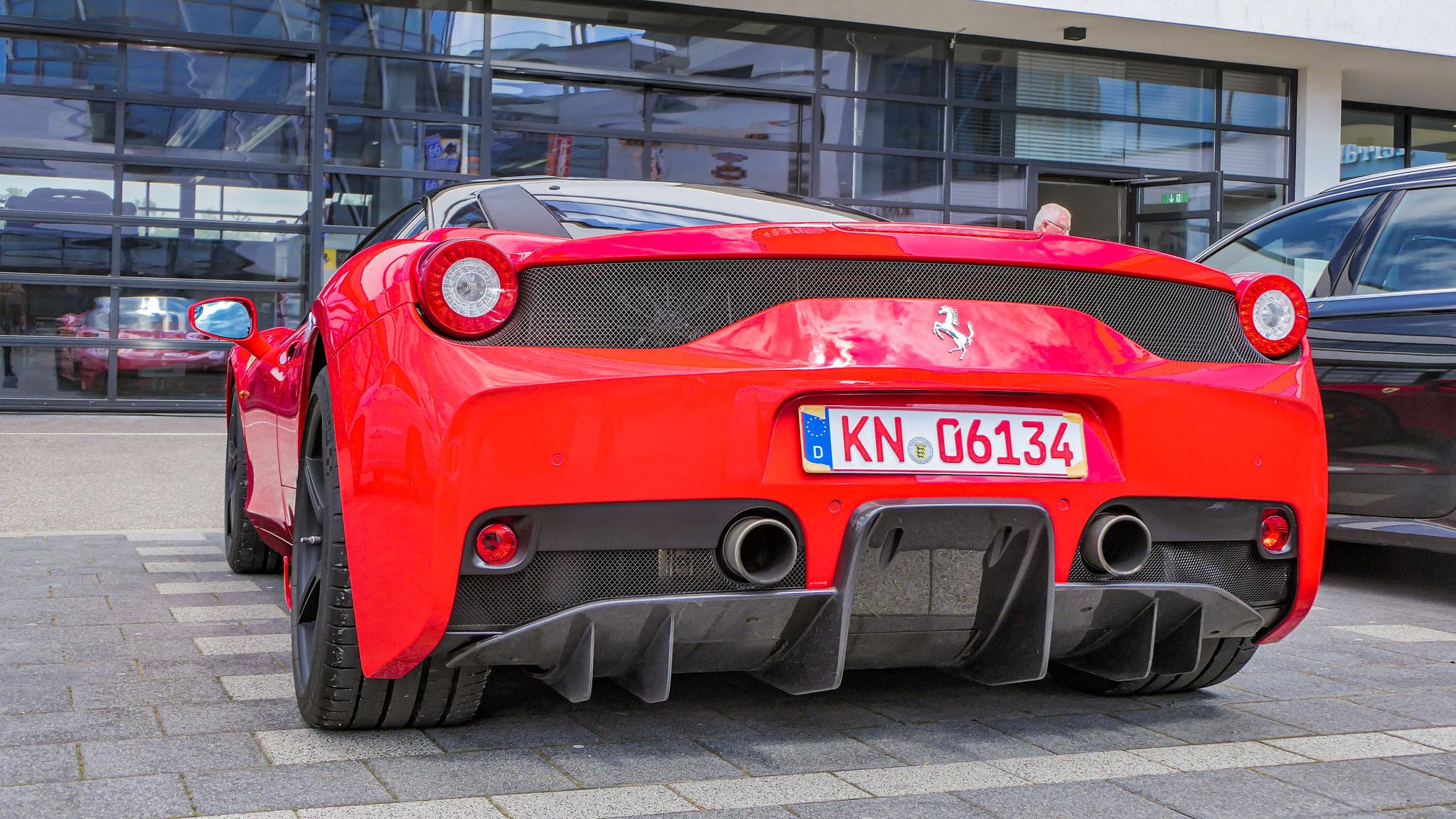 Ferrari 458 Speciale - KN-06134