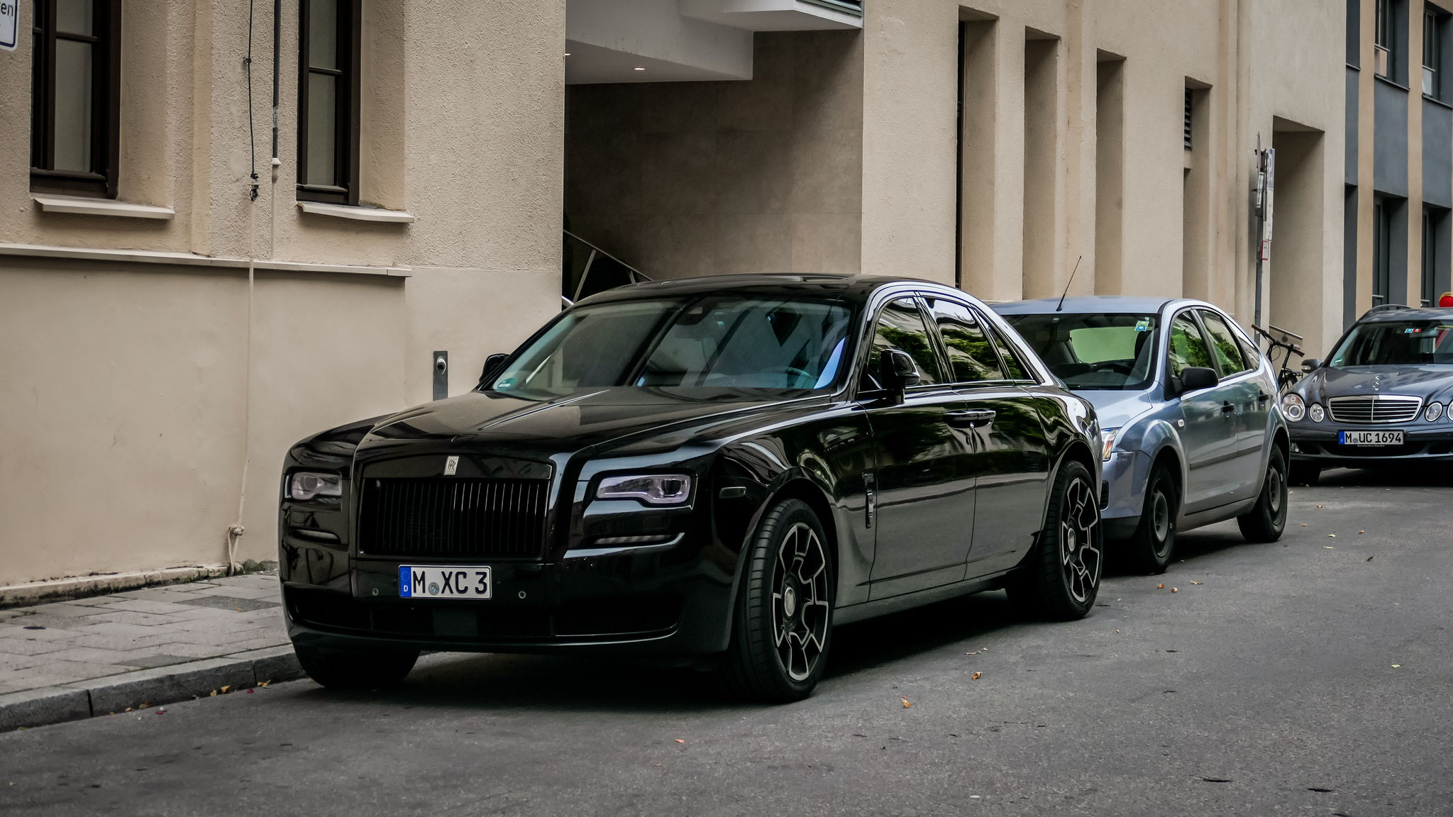 Rolls Royce Ghost Series II - M-XC-3
