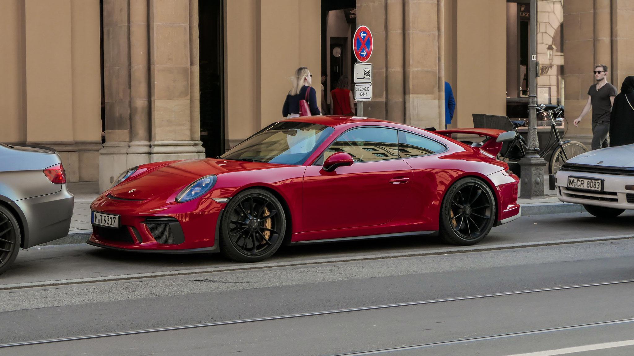 Porsche 991 GT3 - M-T-9317