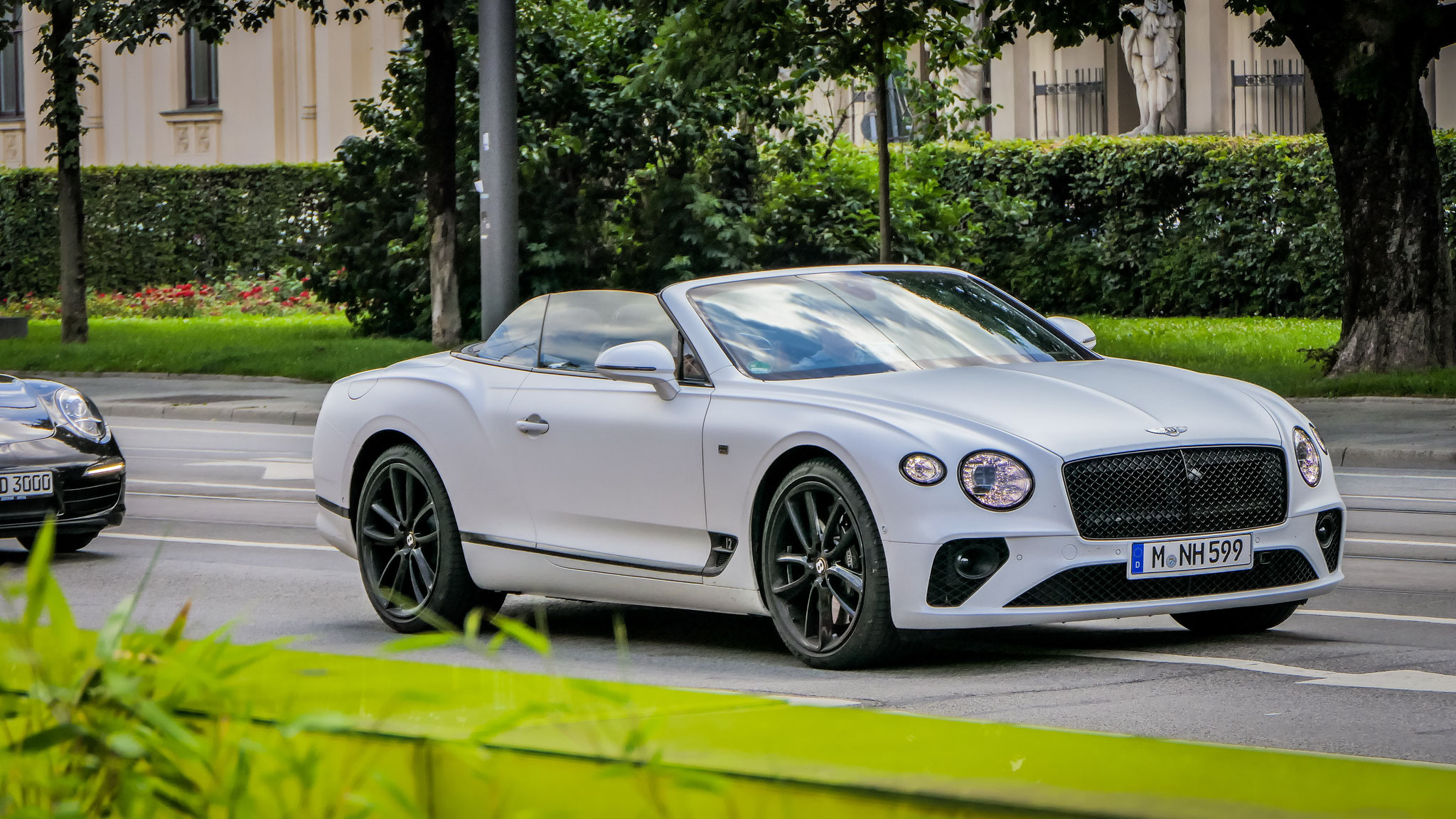 Bentley Continental GTC - M-NH-599