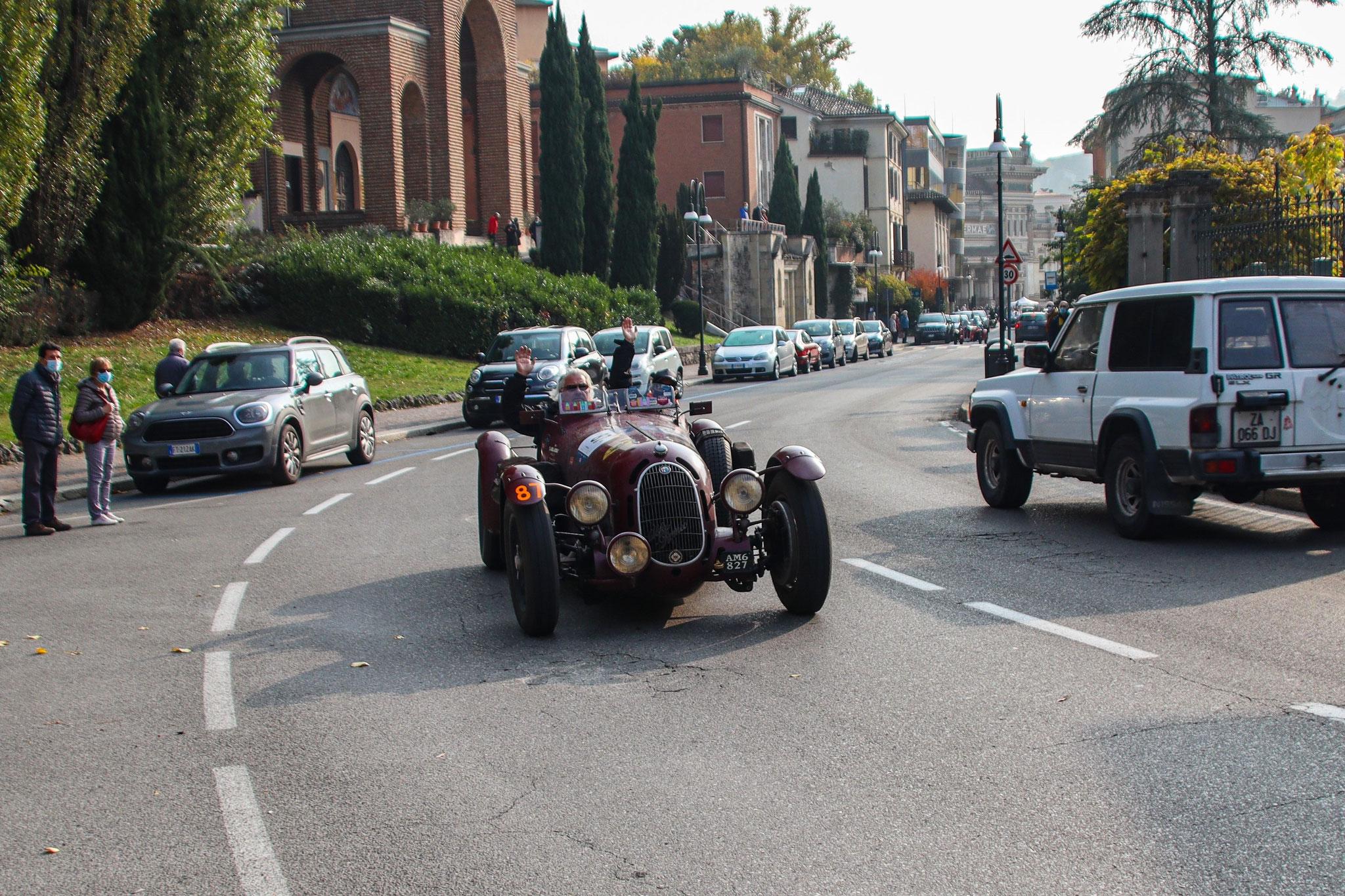 Alfa Romeo 8C 2900 A Botticella SF