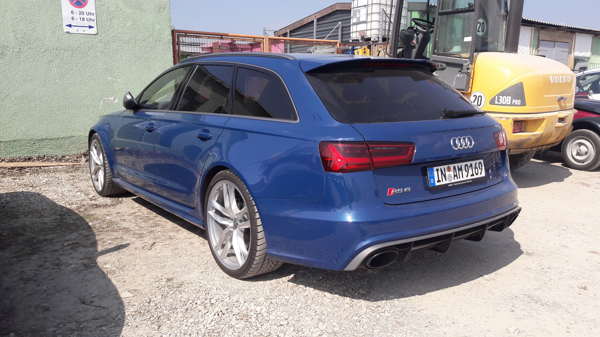 Audi RS6 - IN-AM-9169