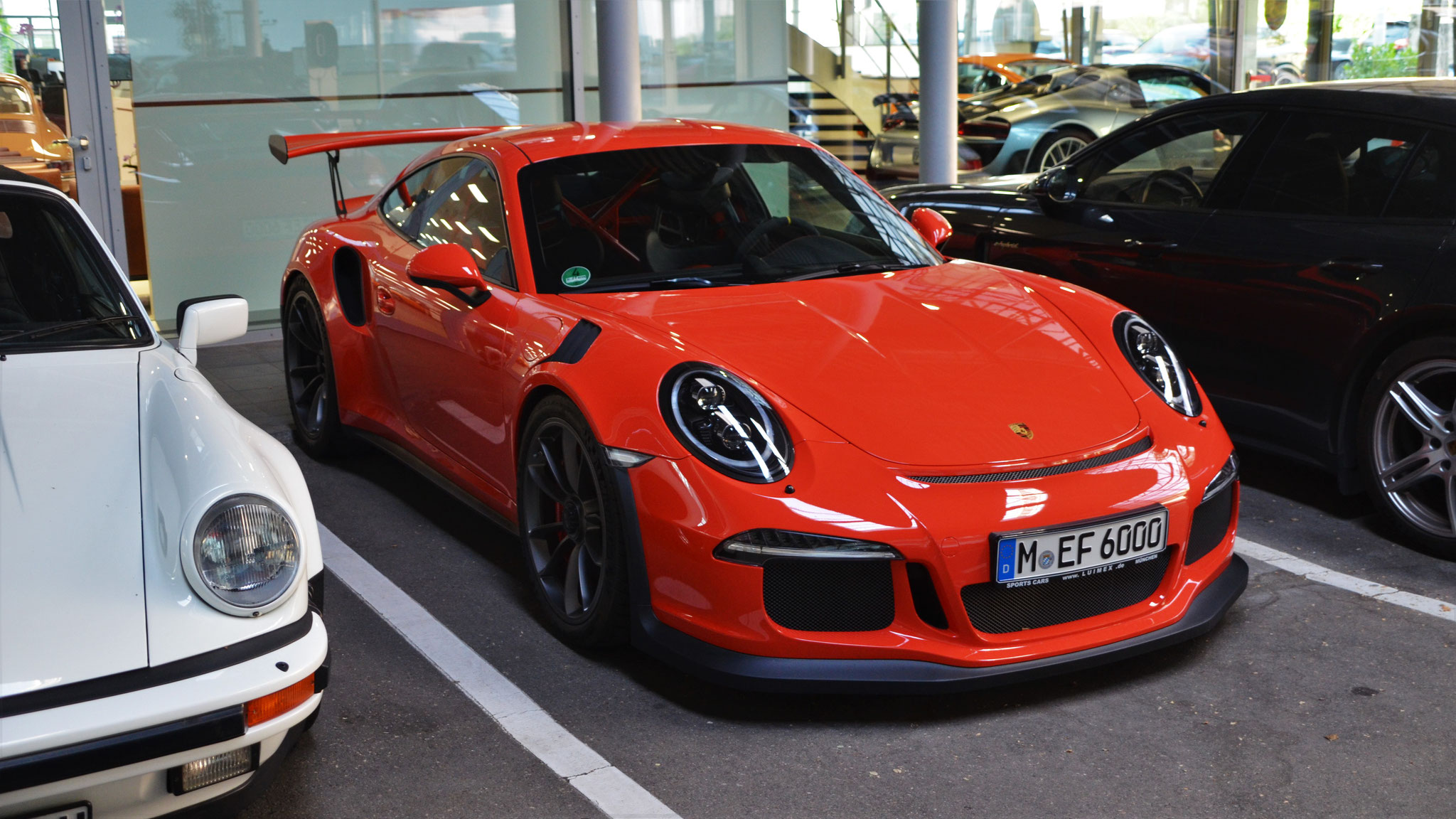 Porsche 911 GT3 RS - M-EF-6000