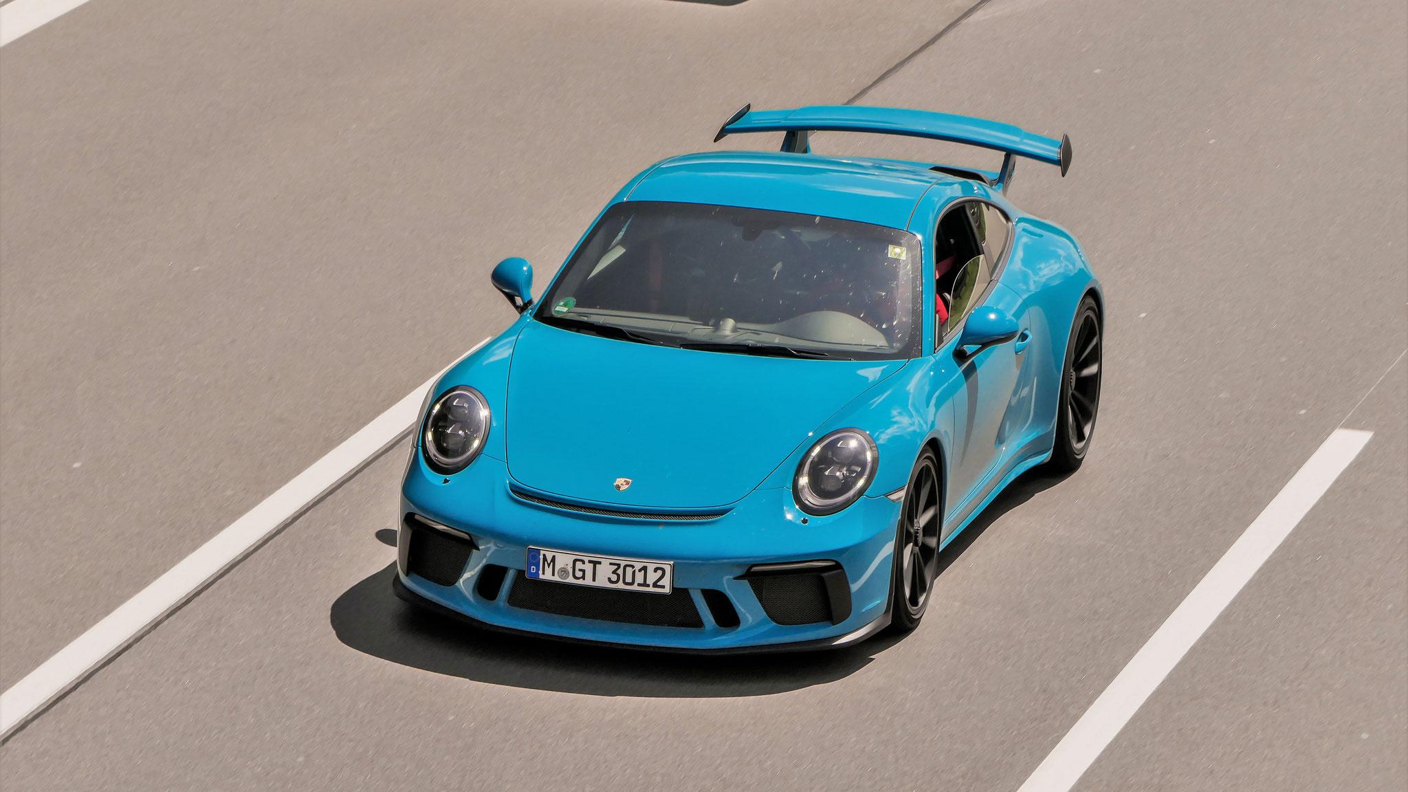Porsche 991 GT3 - M-GT-3012