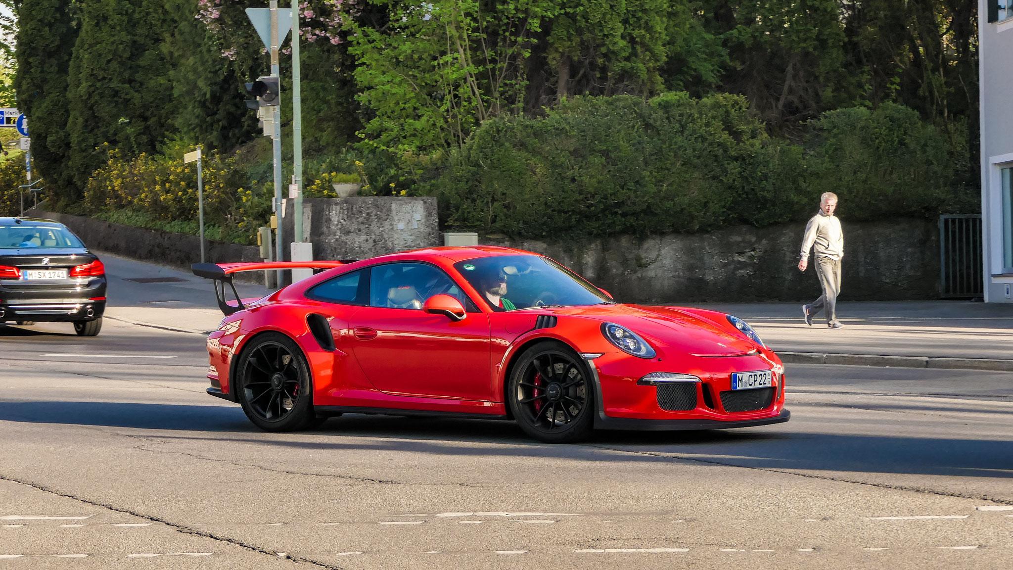 Porsche 911 GT3 RS - M-CP-22