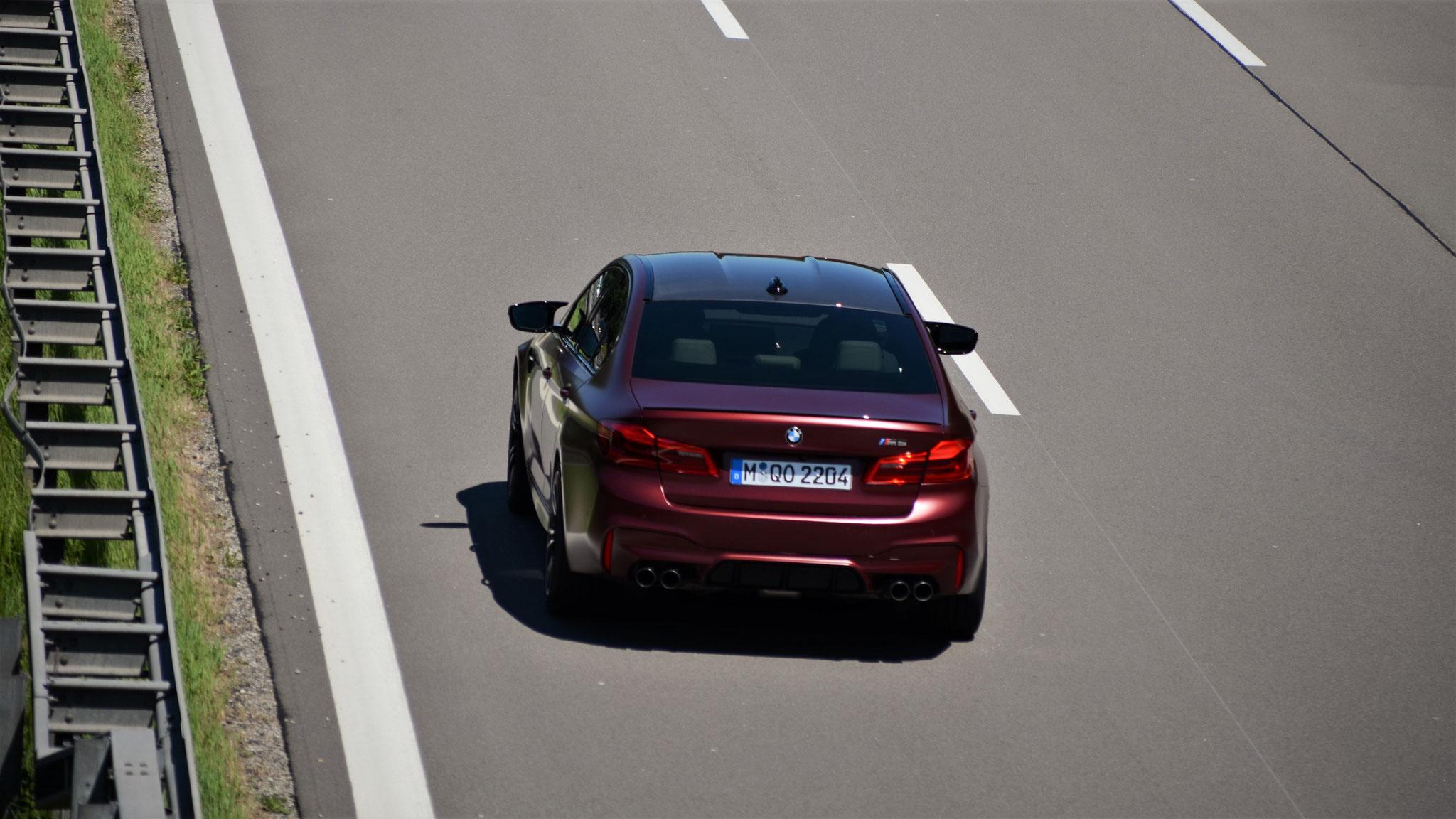 BMW M5 First Edition (1 of 400) - M-QO-2204