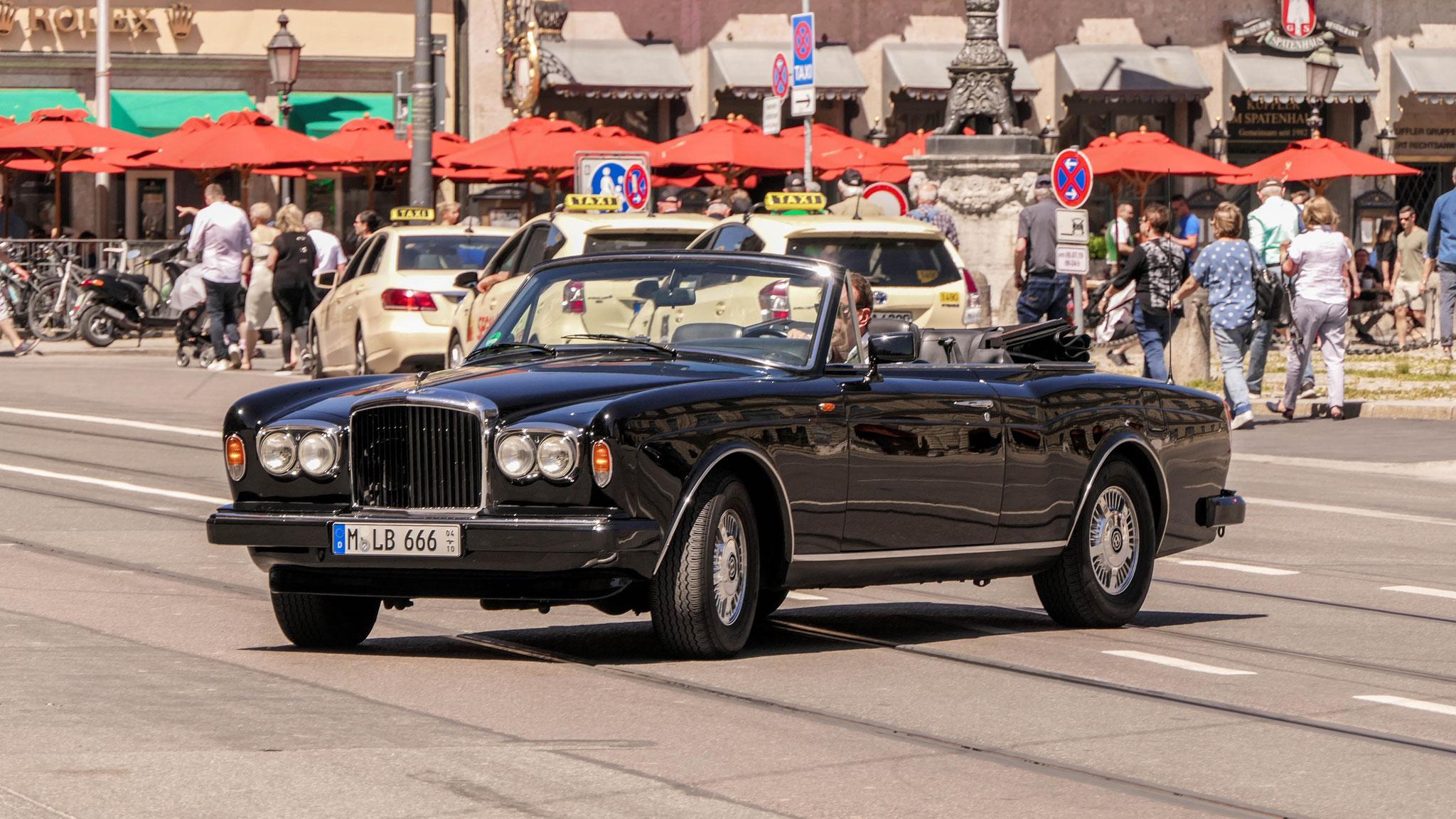 Rolls Royce Corniche - M-LB-666