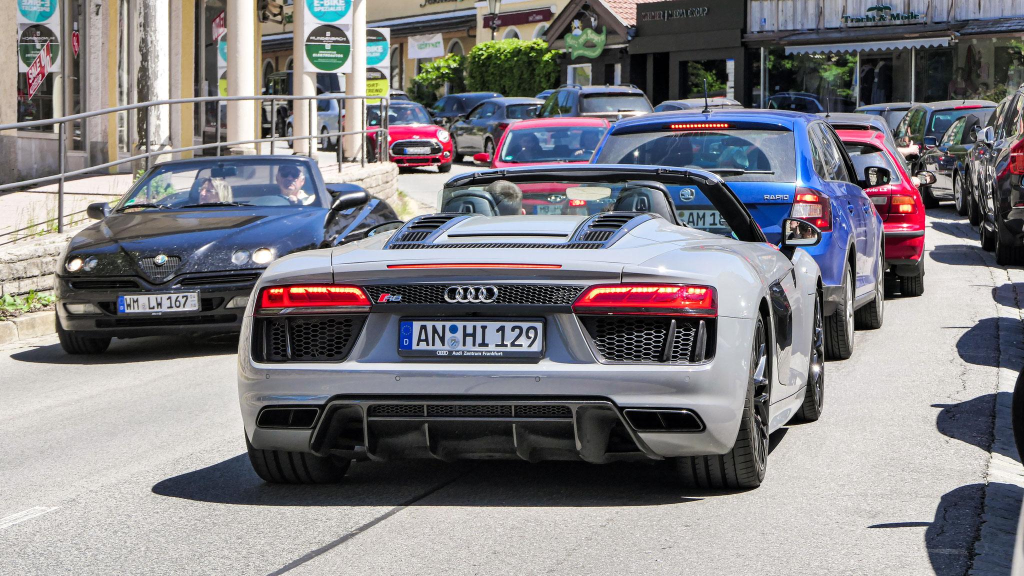 Audi R8 V10 Spyder - AN-HI-129