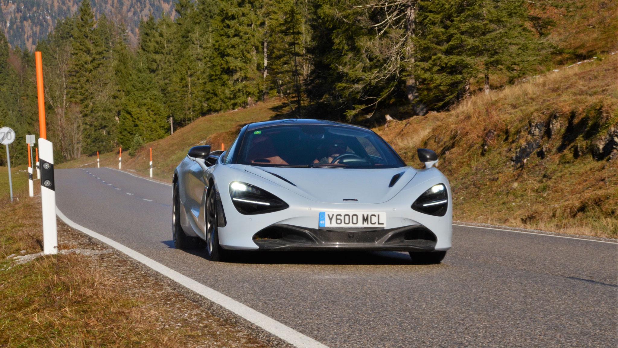 McLaren 720S - Y600-MCL (GB)