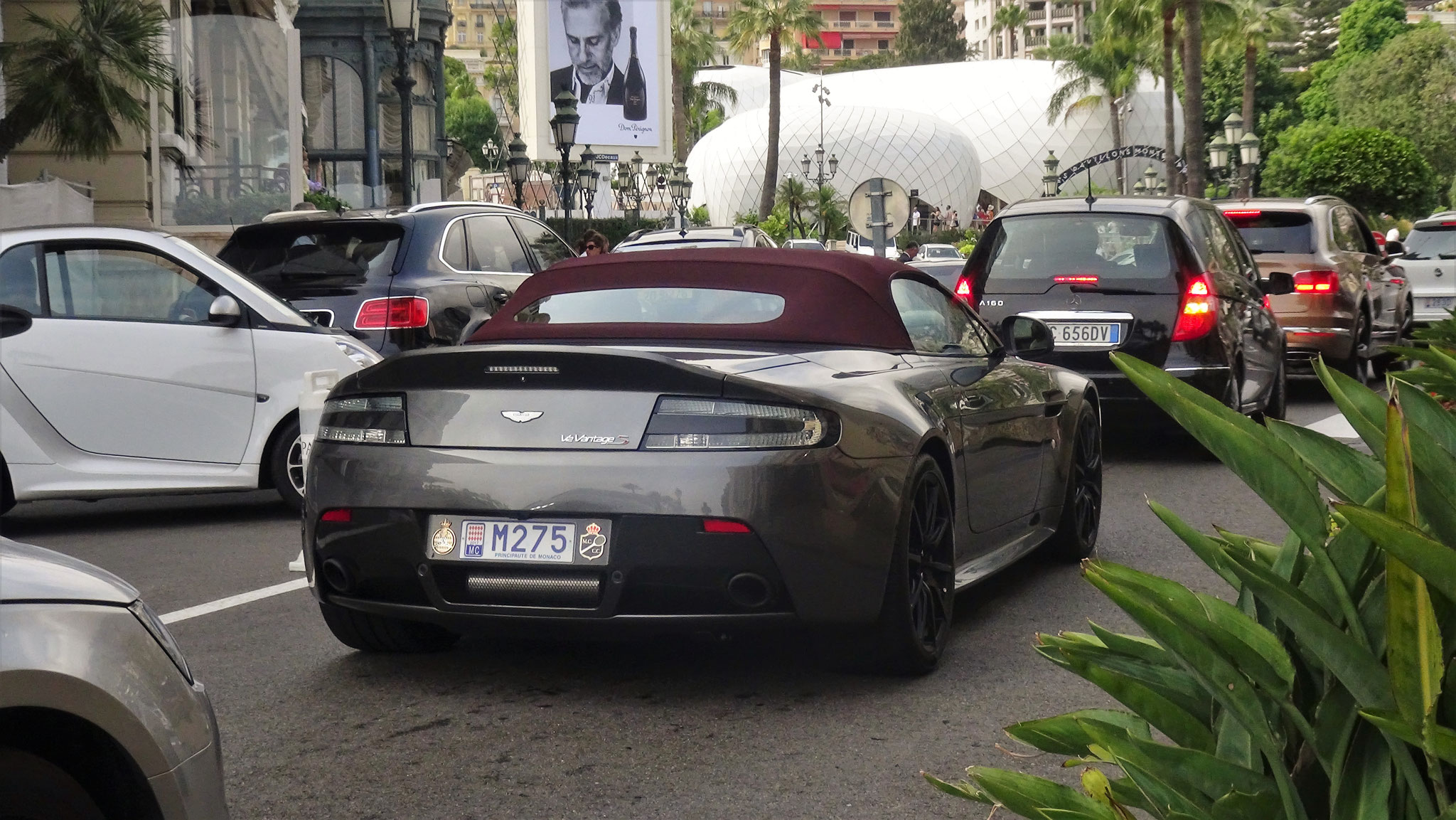 Aston Martin Vantage V12 Volante S - M275 (MC)