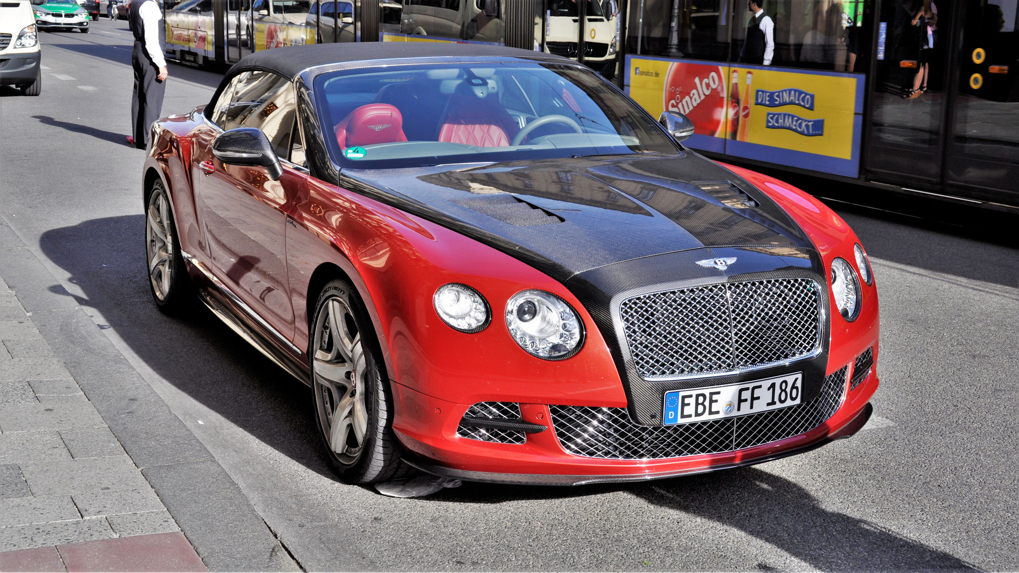 Bentley Continental GTC Speed - EBE-FF-186
