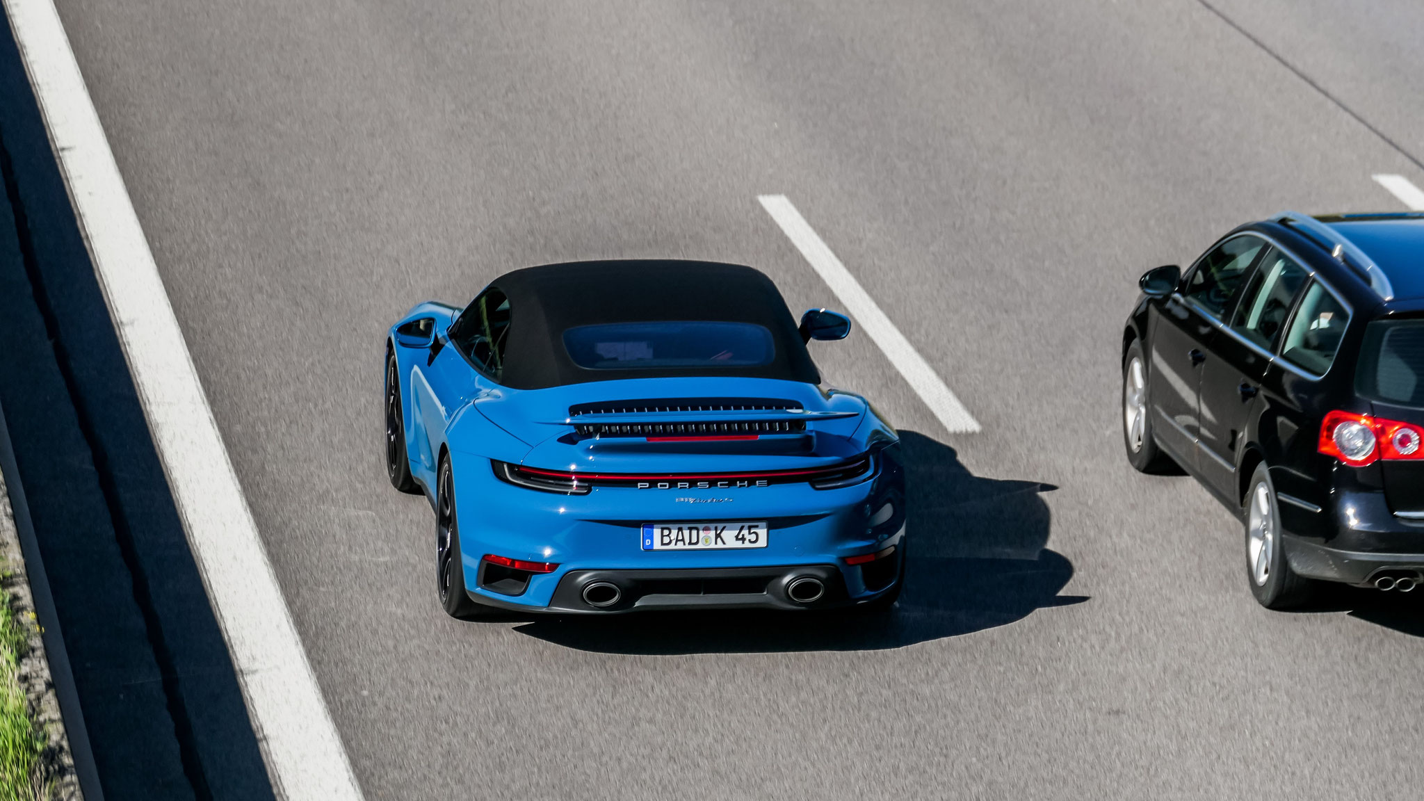 Porsche 911 Turbo S - BAD-K-45