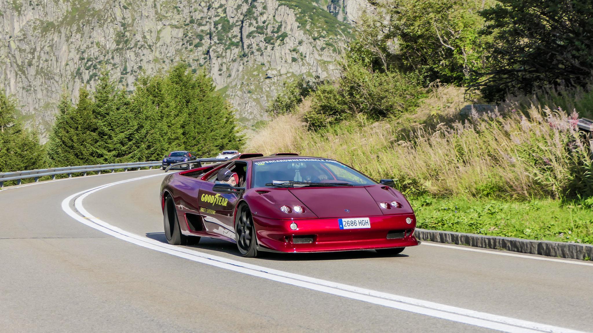 Lamborghini Diablo SV - 2686-HGH (ESP)