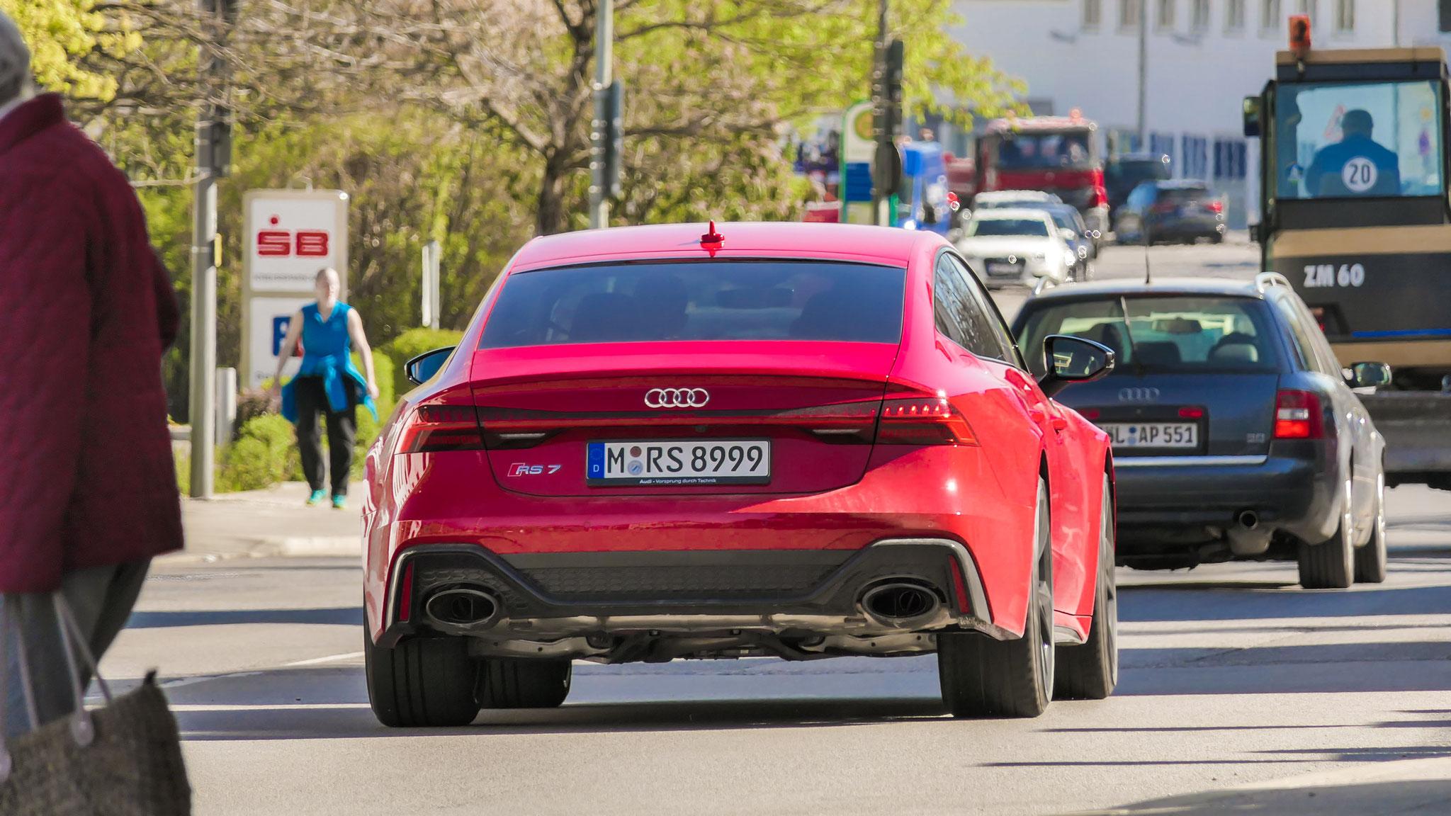 Audi RS7 - M-RS-8999