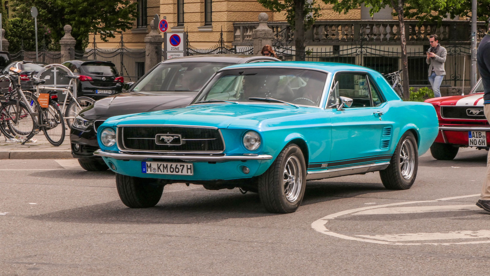 Mustang I - M-KM-667H