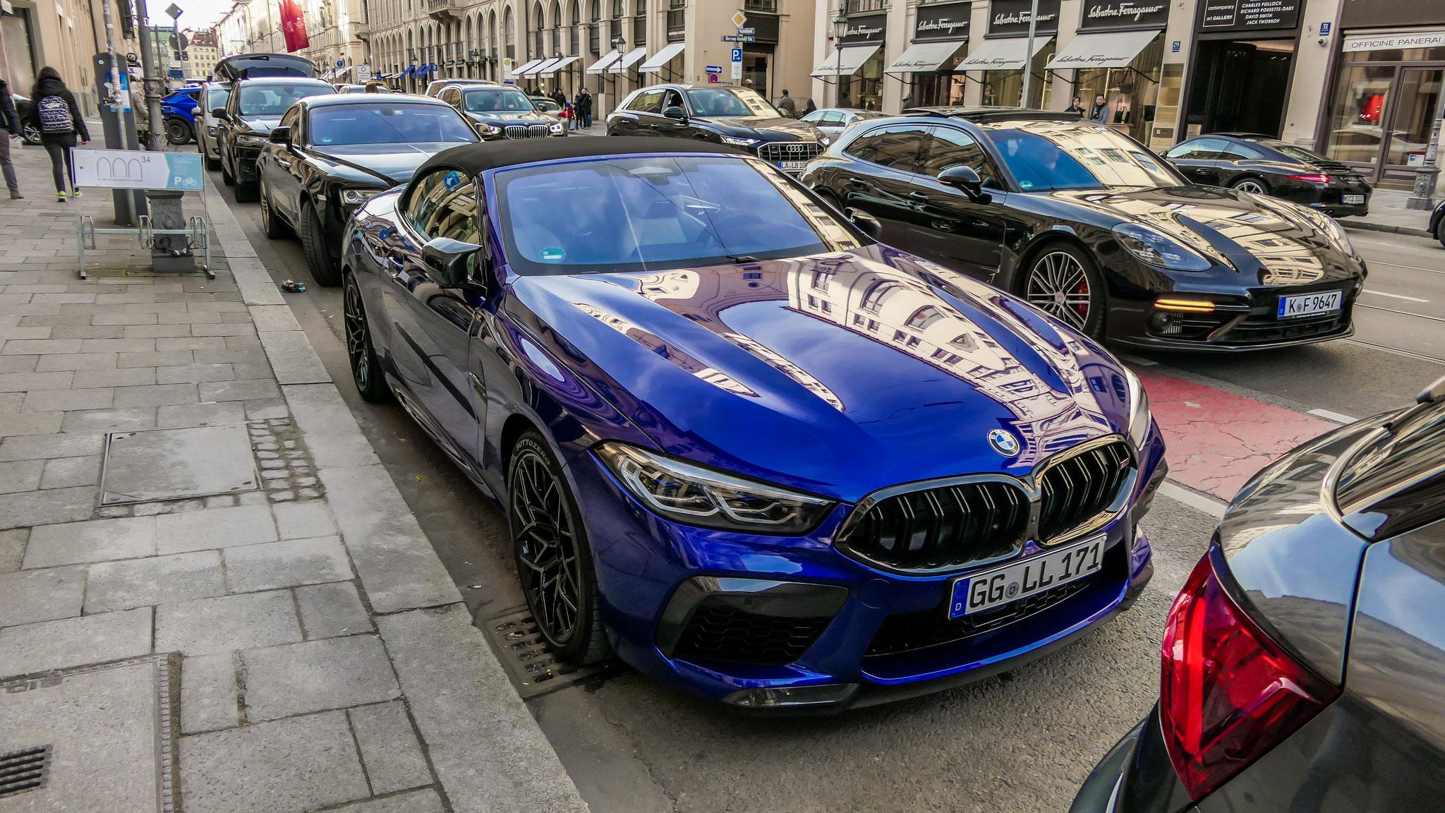BMW M8 Competition Cabrio - GG-LL-171
