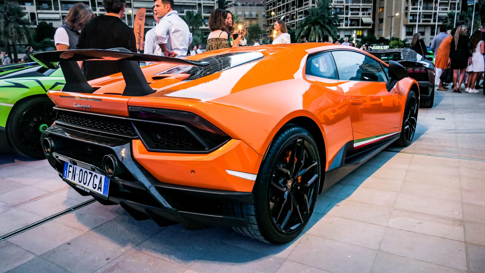 Lamborghini Huracan Performante - FN-007-GA (ITA)