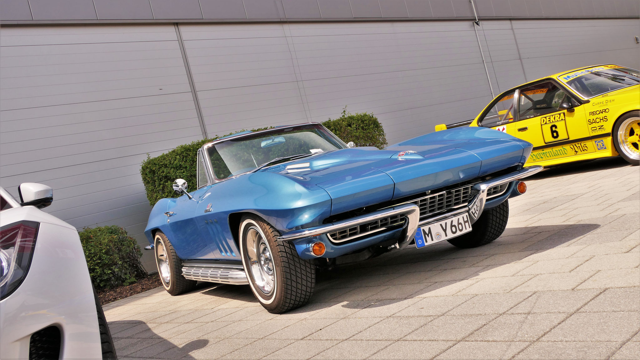 Chevrolet Corvette C2 - M-Y-66H