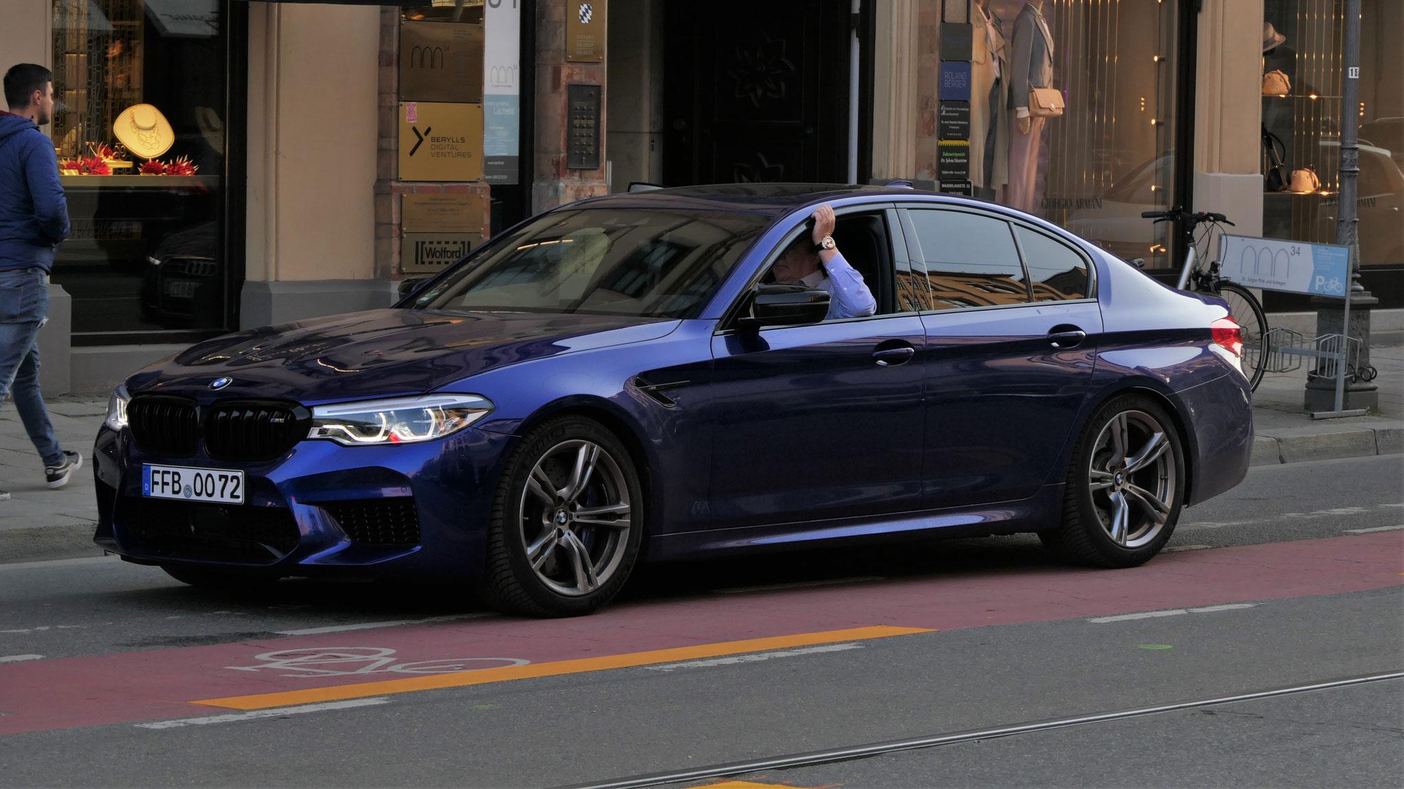 BMW M5 - FFB-OO-72