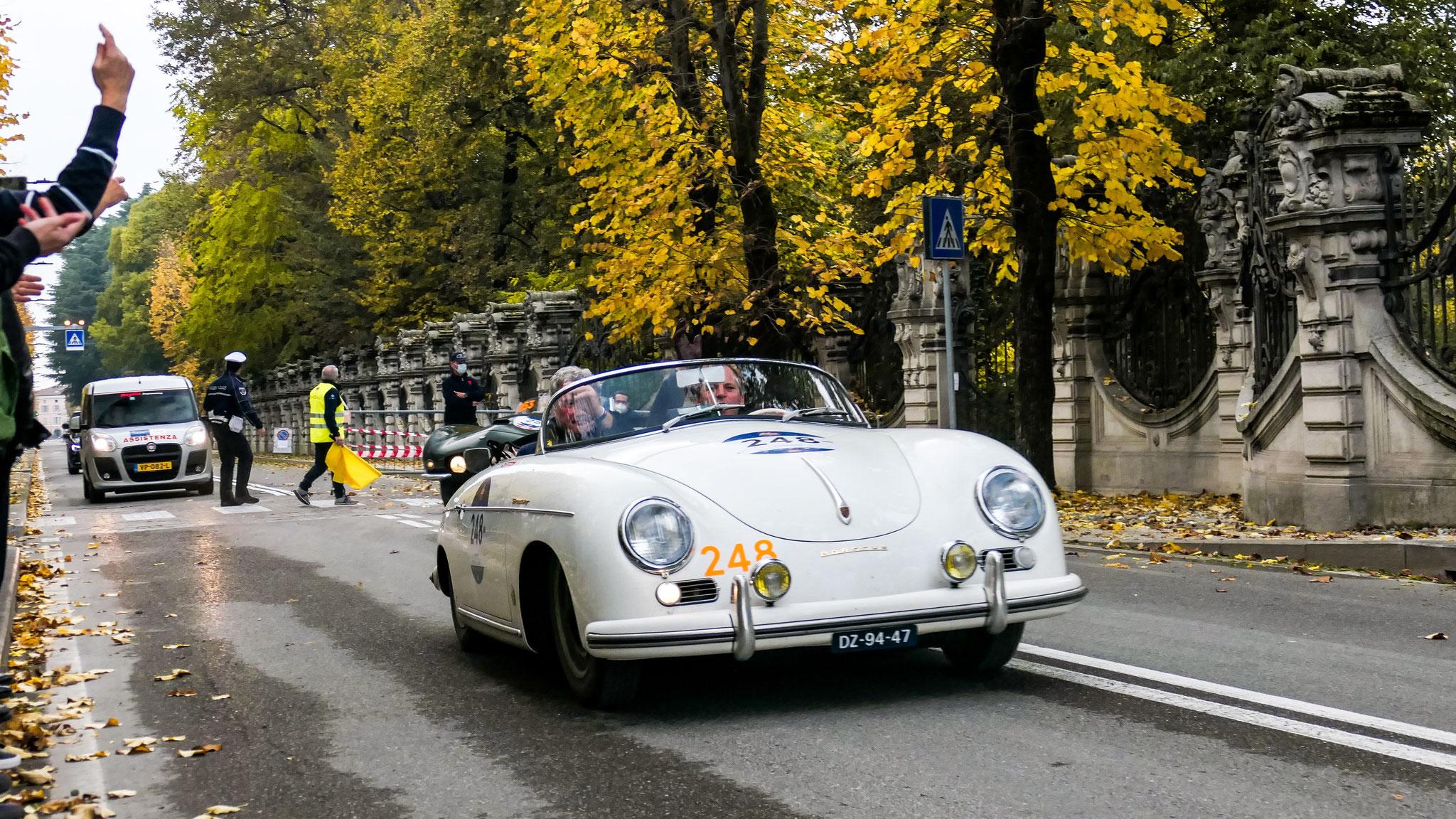 Porsche 356 1500 Speedster - DZ-94-47 (NL)