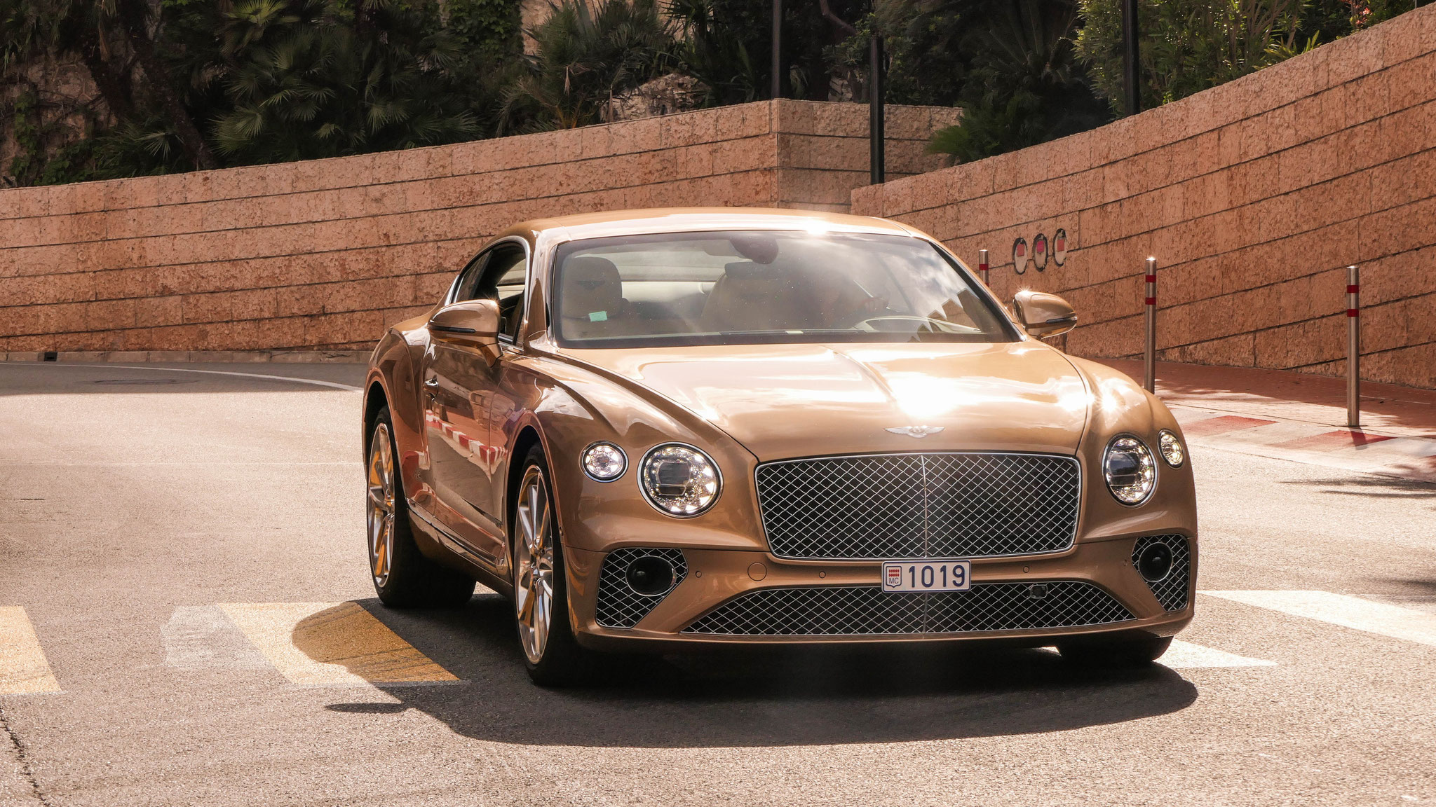 Bentley Continental GT - 1019 (MC)
