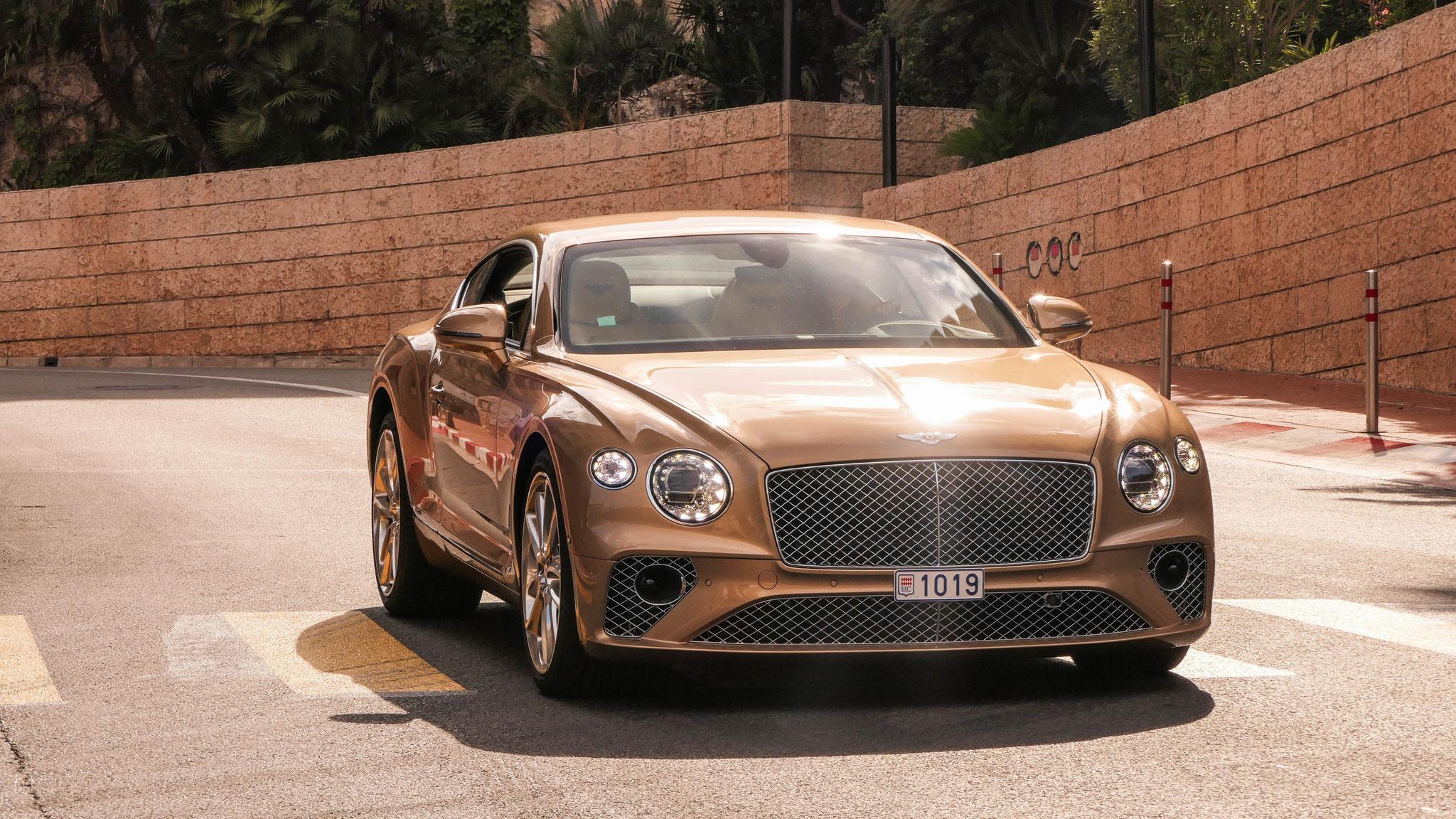 Bentley Continental GT - 1019 (MC)