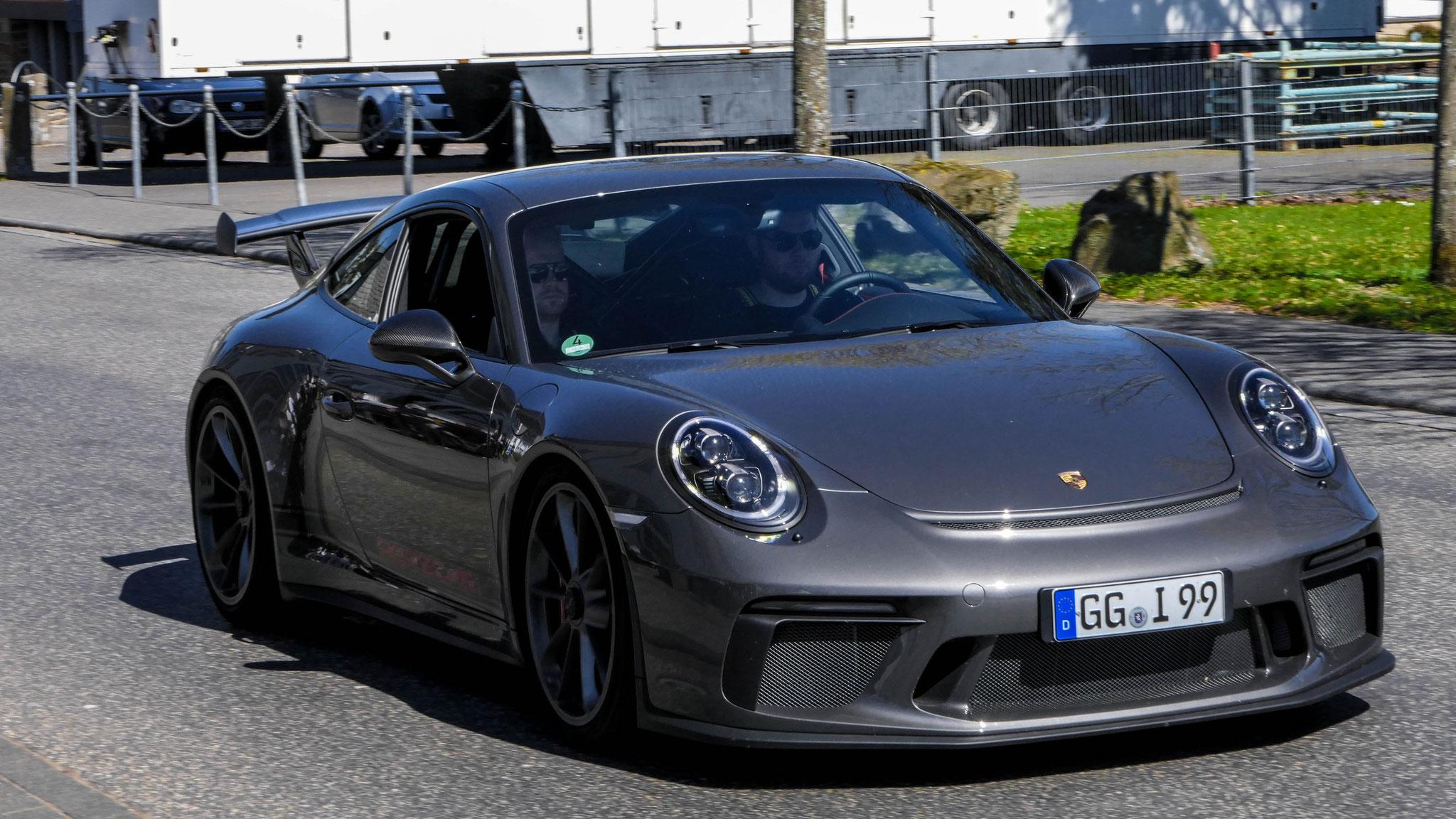 Porsche 991 GT3 - GG-I-99