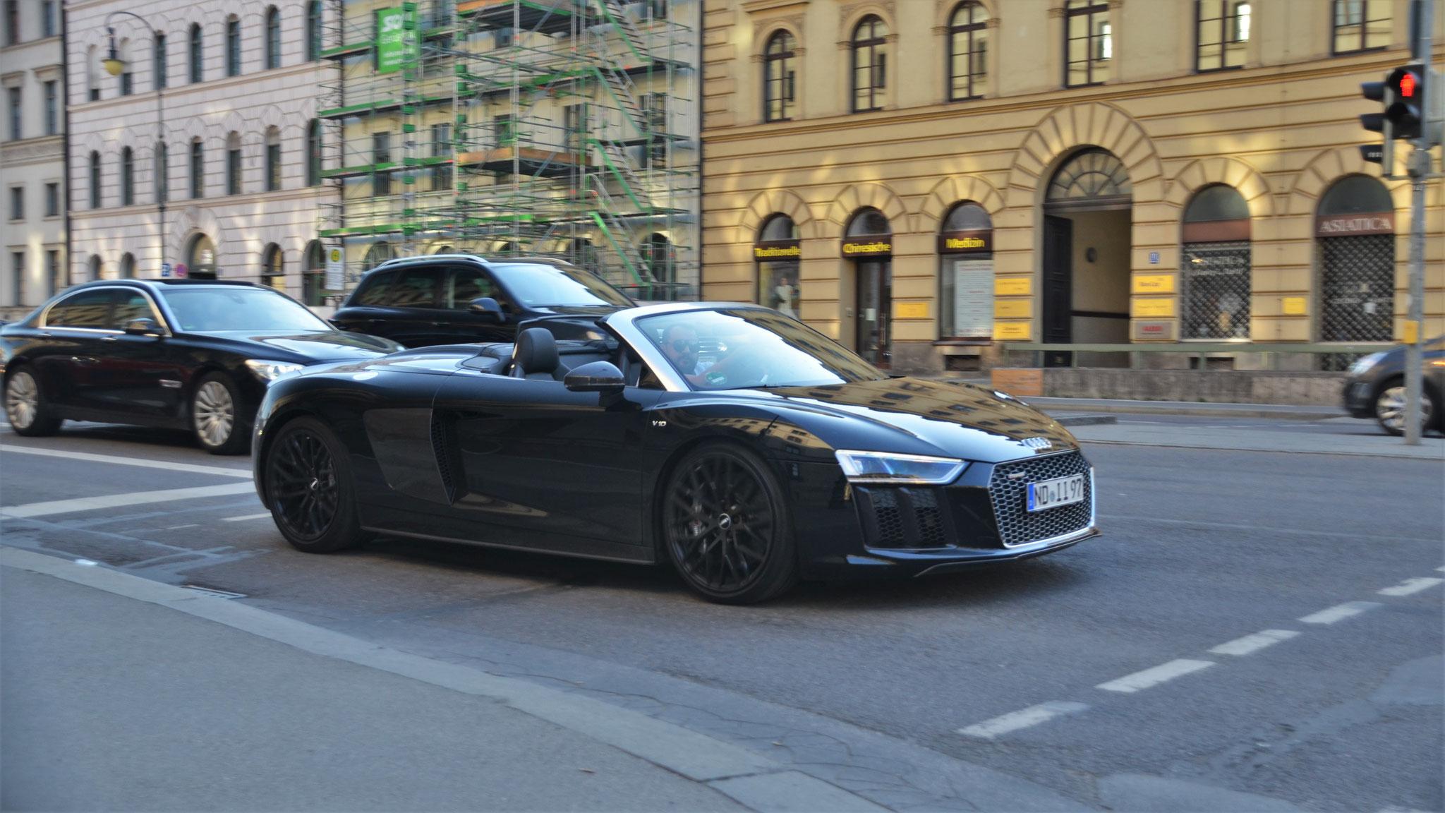 Audi R8 V10 Spyder - ND-II-97