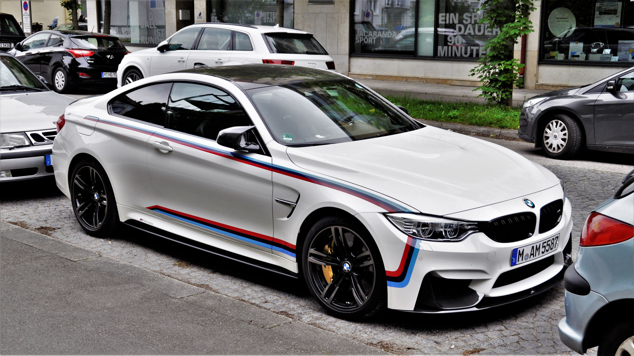 BMW M4 M Performance - M-AM-5587