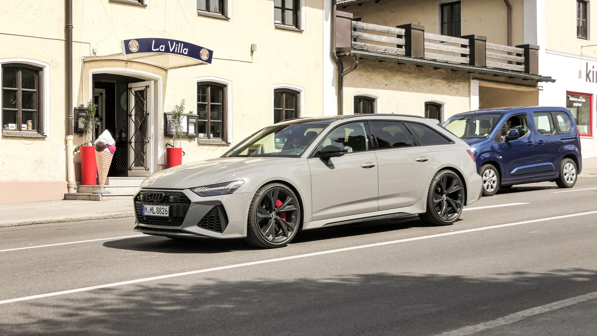 Audi RS6 - M-ML-8826