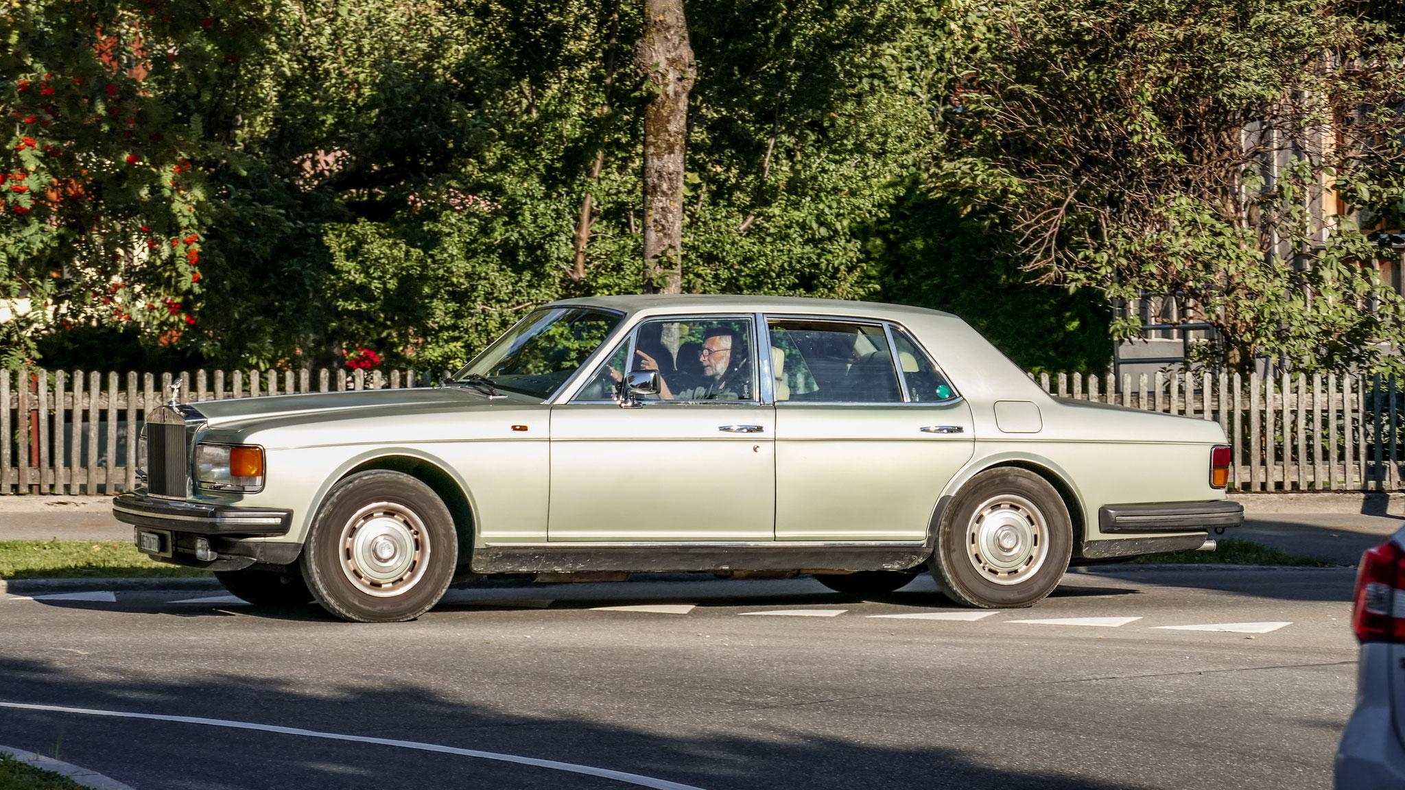 Rolls Royce Silver Spirit - BE-71677 (CH)