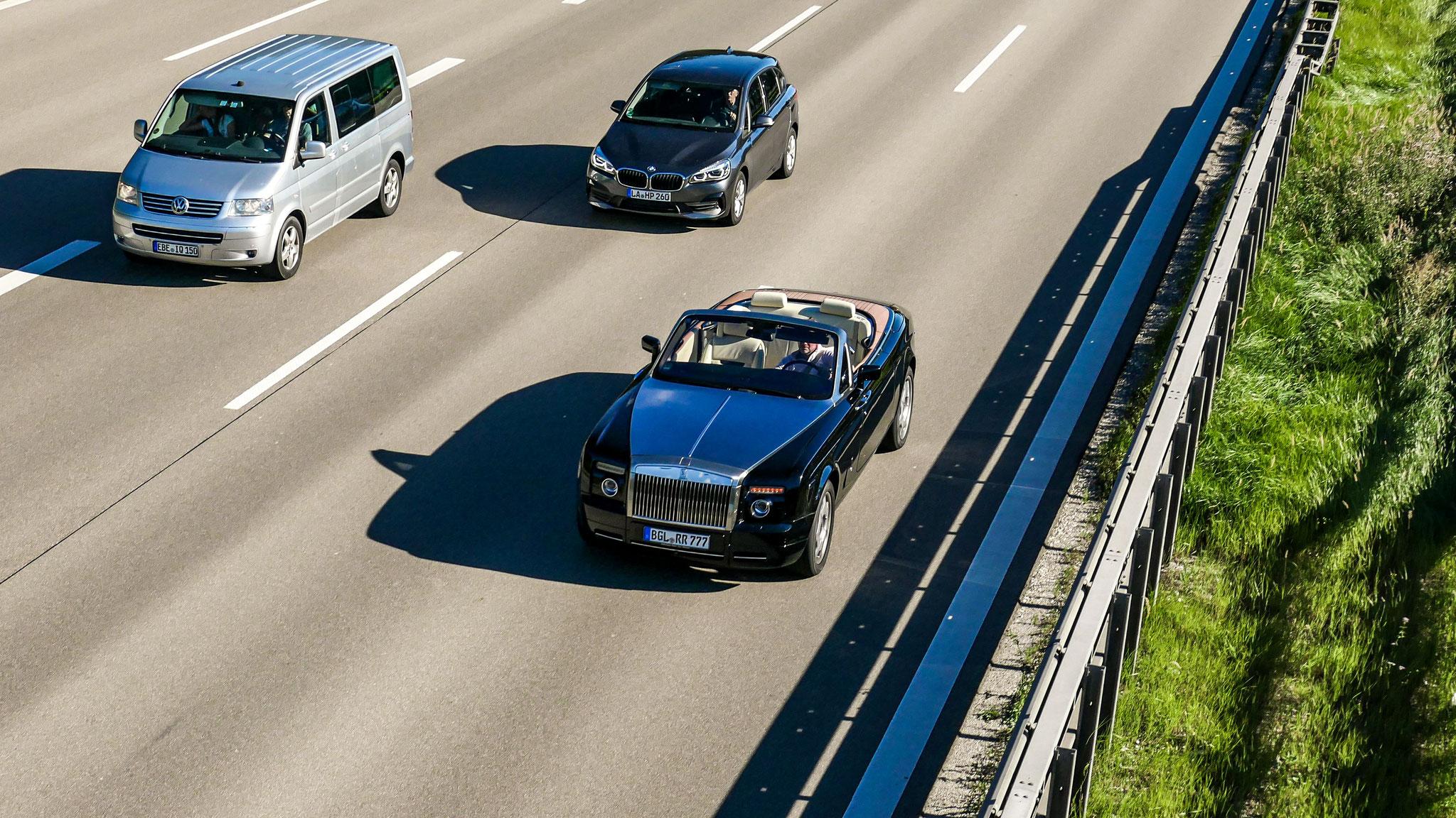 Rolls Royce Drophead - BGL-RR-777