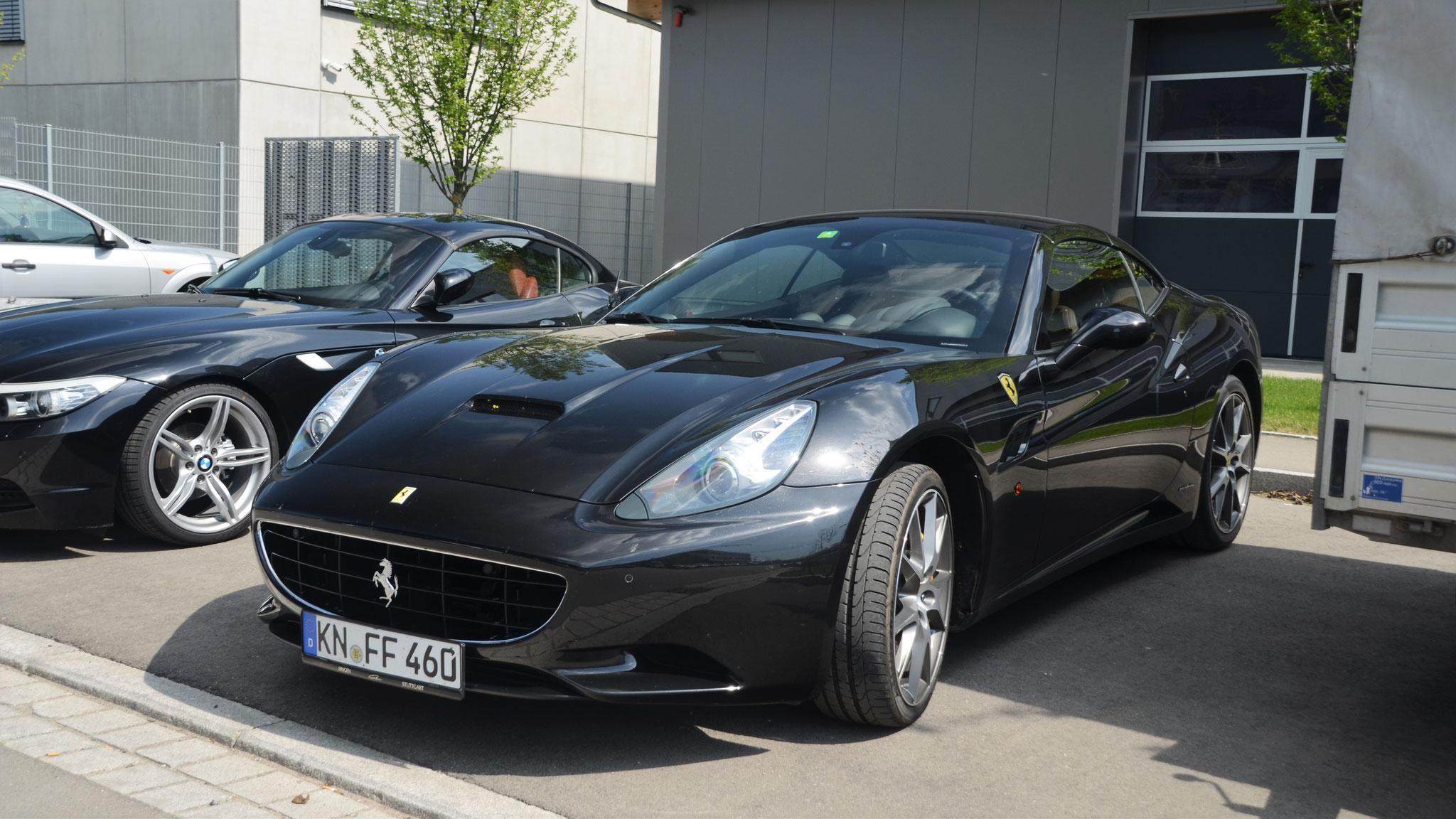 Ferrari California - KN-FF-460