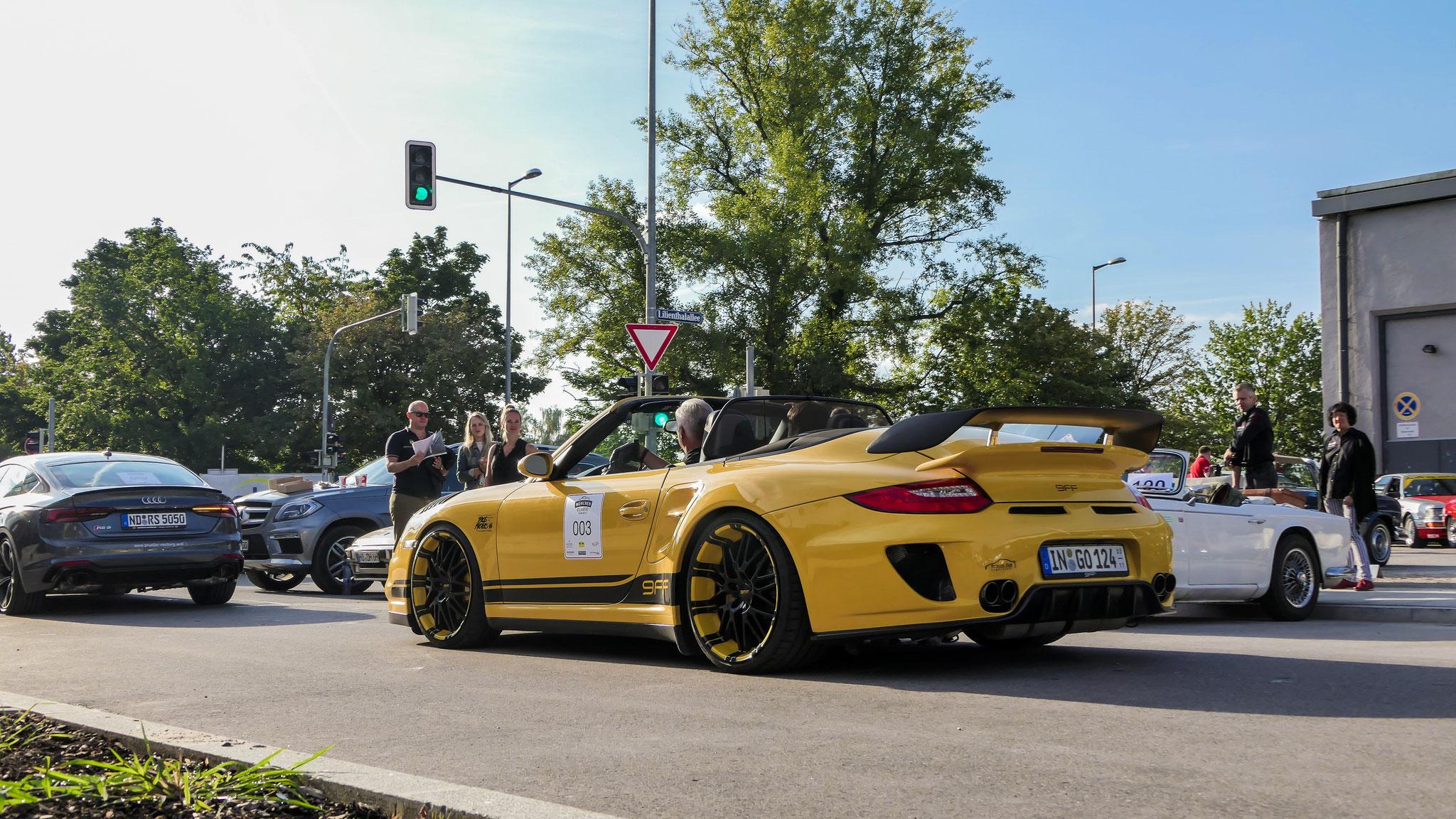 Porsche 998 9ff - IN-GO-124