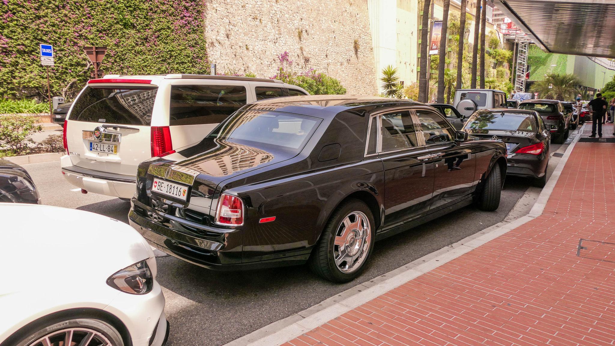Rolls Royce Phantom - BE-18116 (CH)