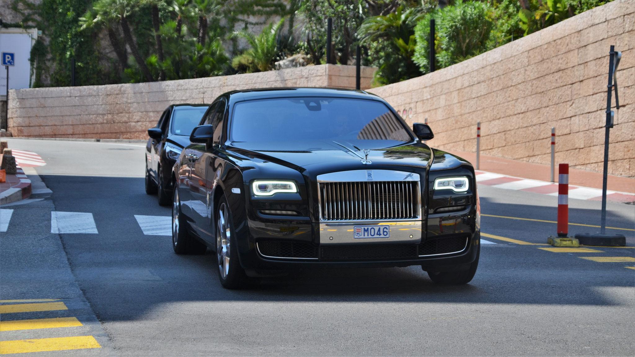 Rolls Royce Ghost Series II - M046 (MC)
