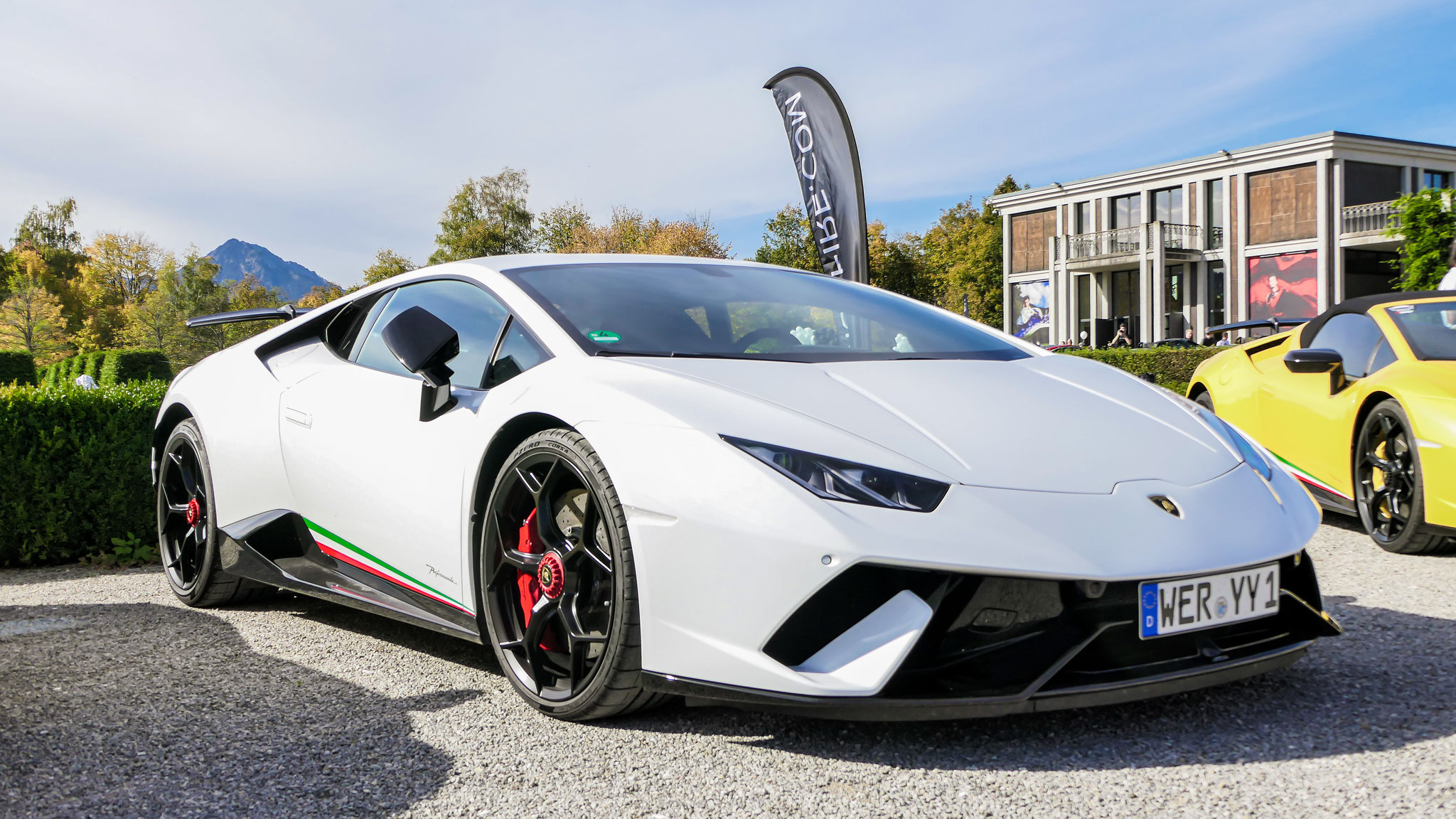 Lamborghini Huracan Performante - WER-YY-1