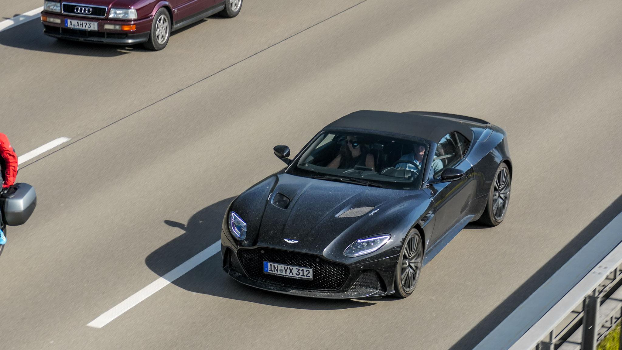 Aston Martin DBS Superleggera Volante - IN-YX-312