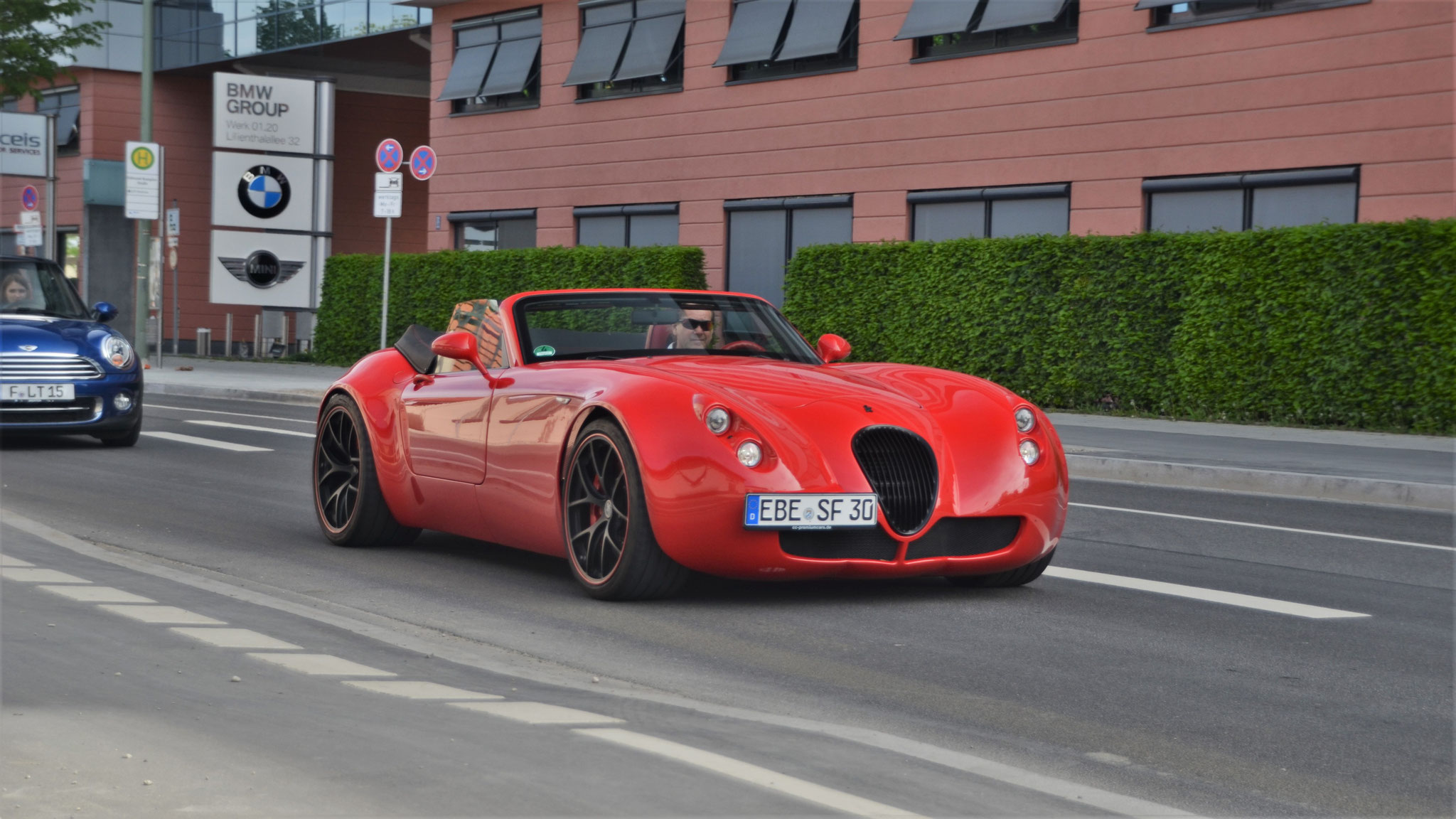 Wiesmann Roadster MF5 - EBE-SF-30