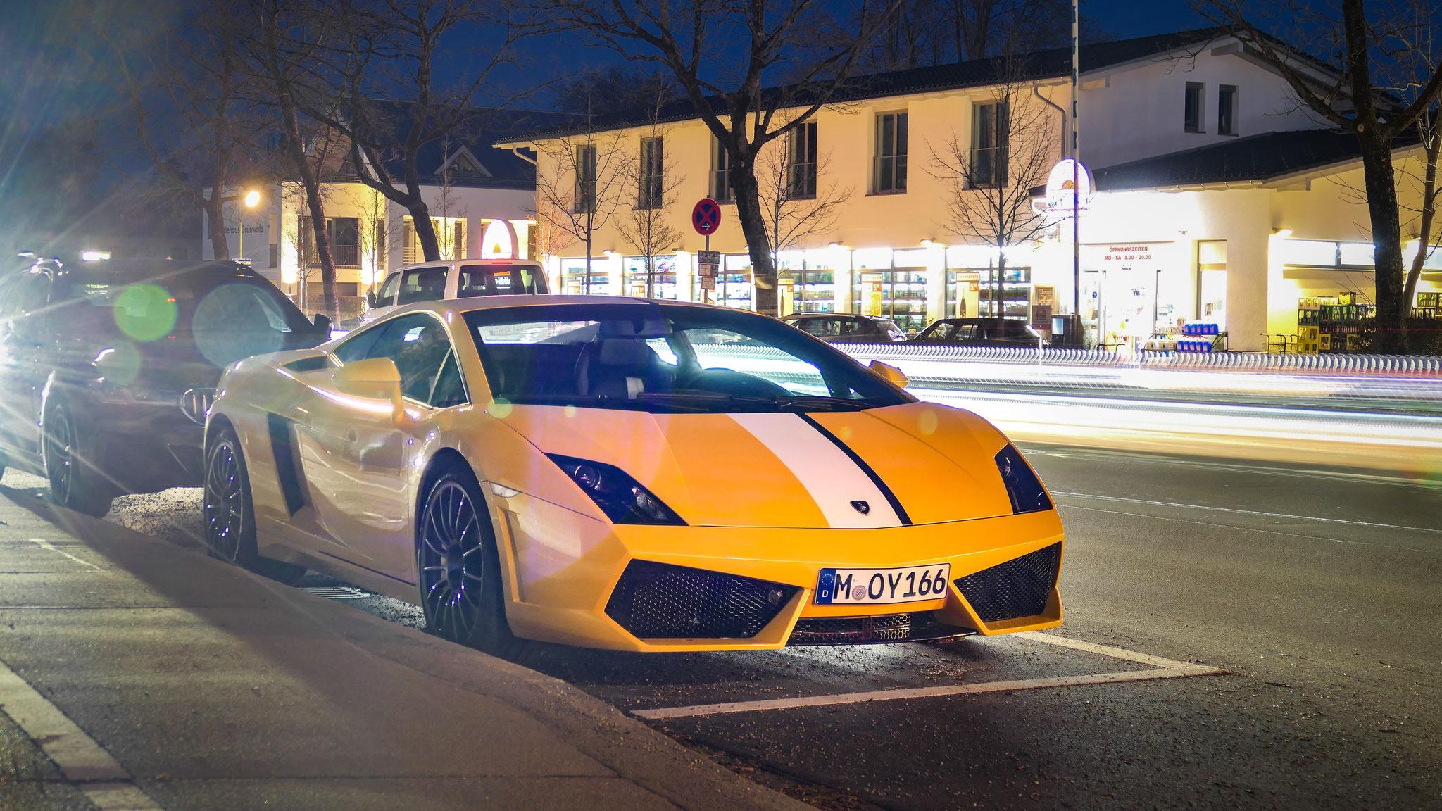 Lamborghini Gallardo Edizione Balboni - M-OY-166
