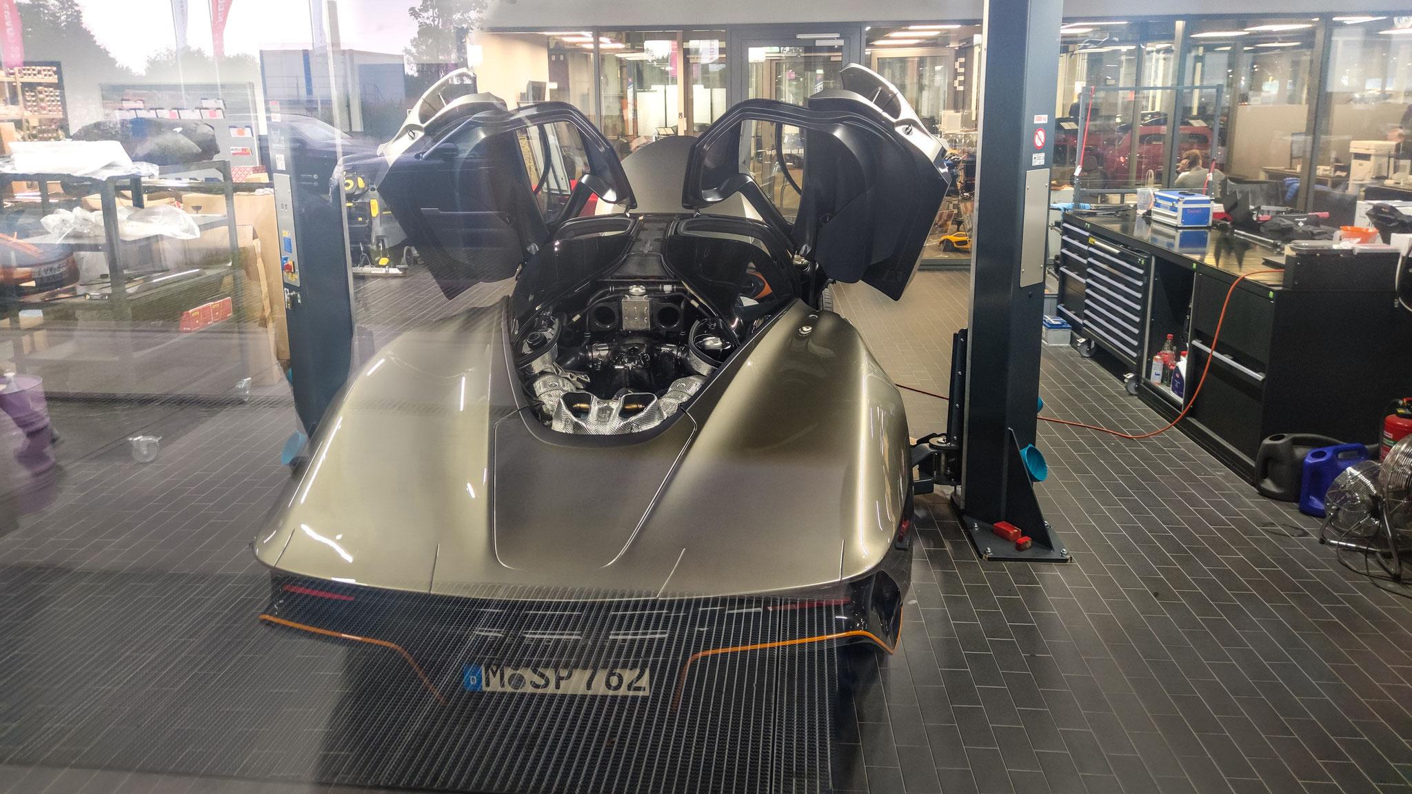 McLaren Speedtail - M-SP-762