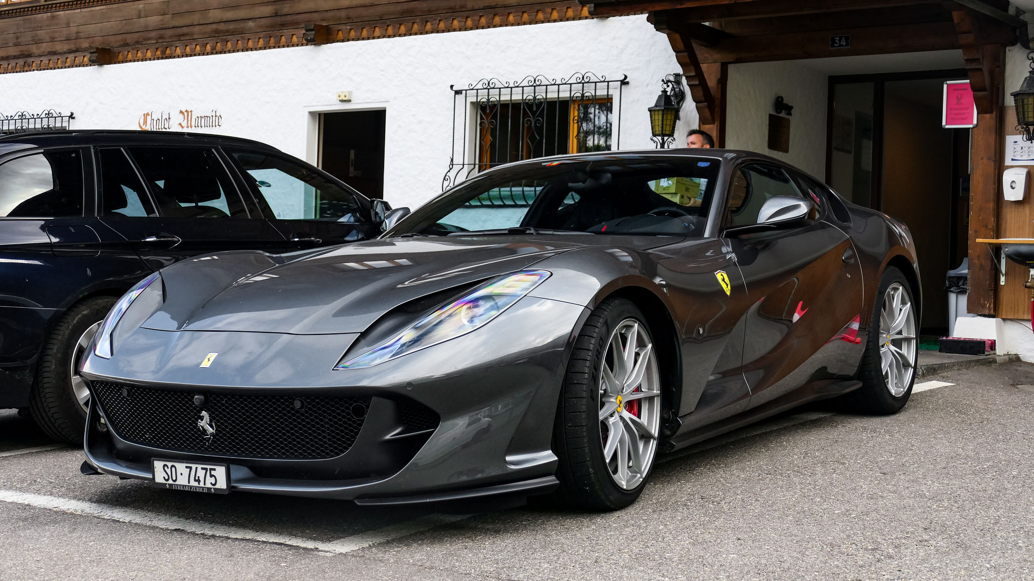 Ferrari 812 Superfast - SO-7475 (CH)