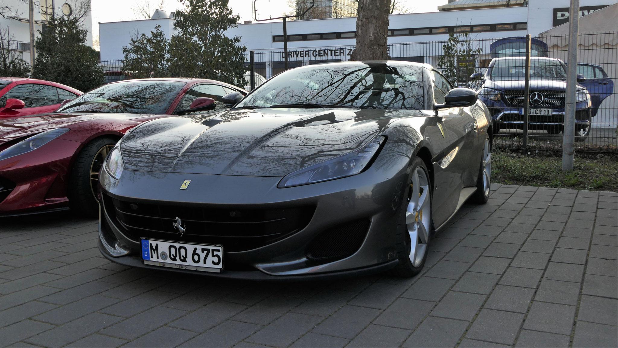 Ferrari Portofino - M-QQ-675