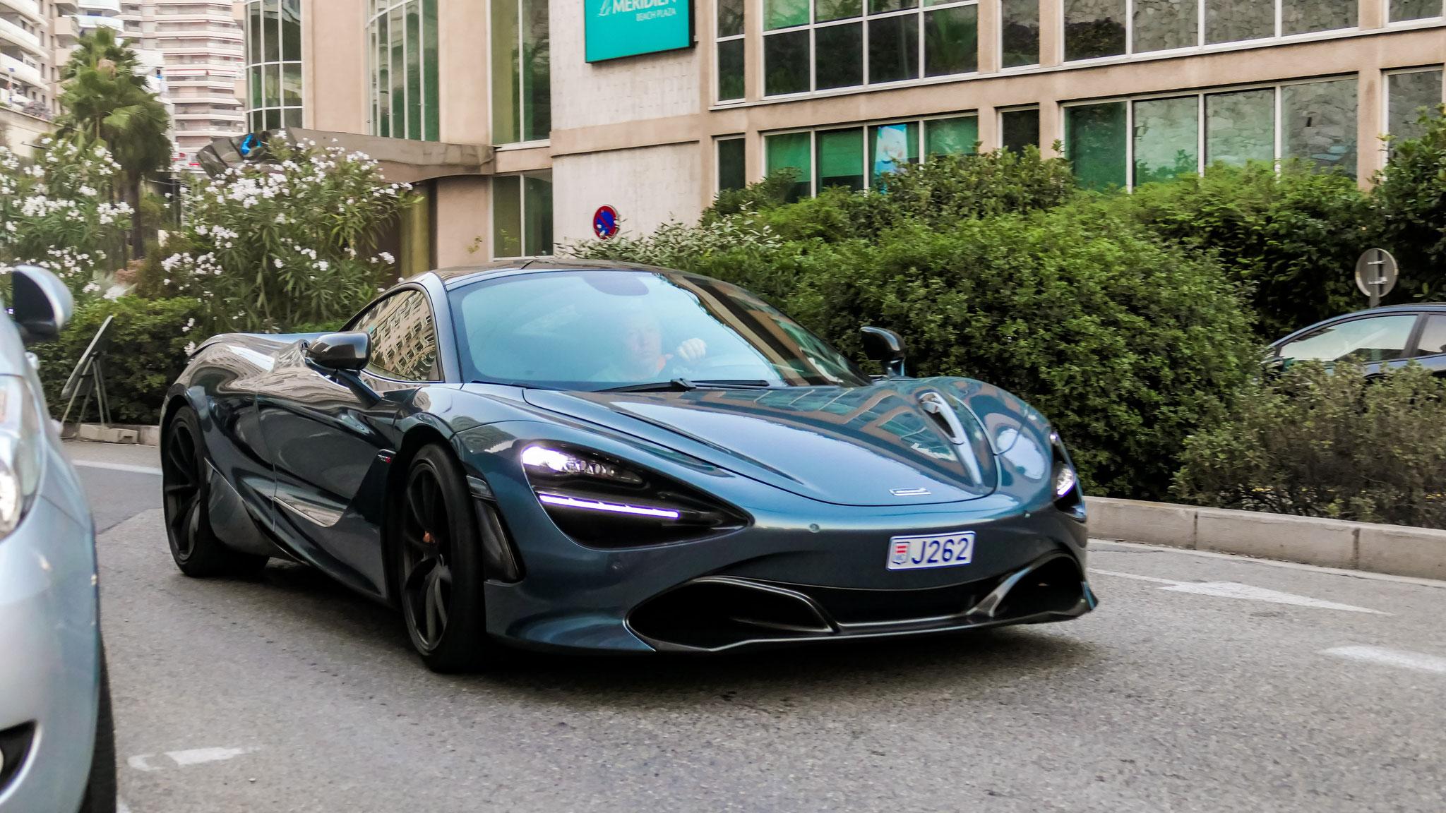 McLaren 720S - J262 (MC)