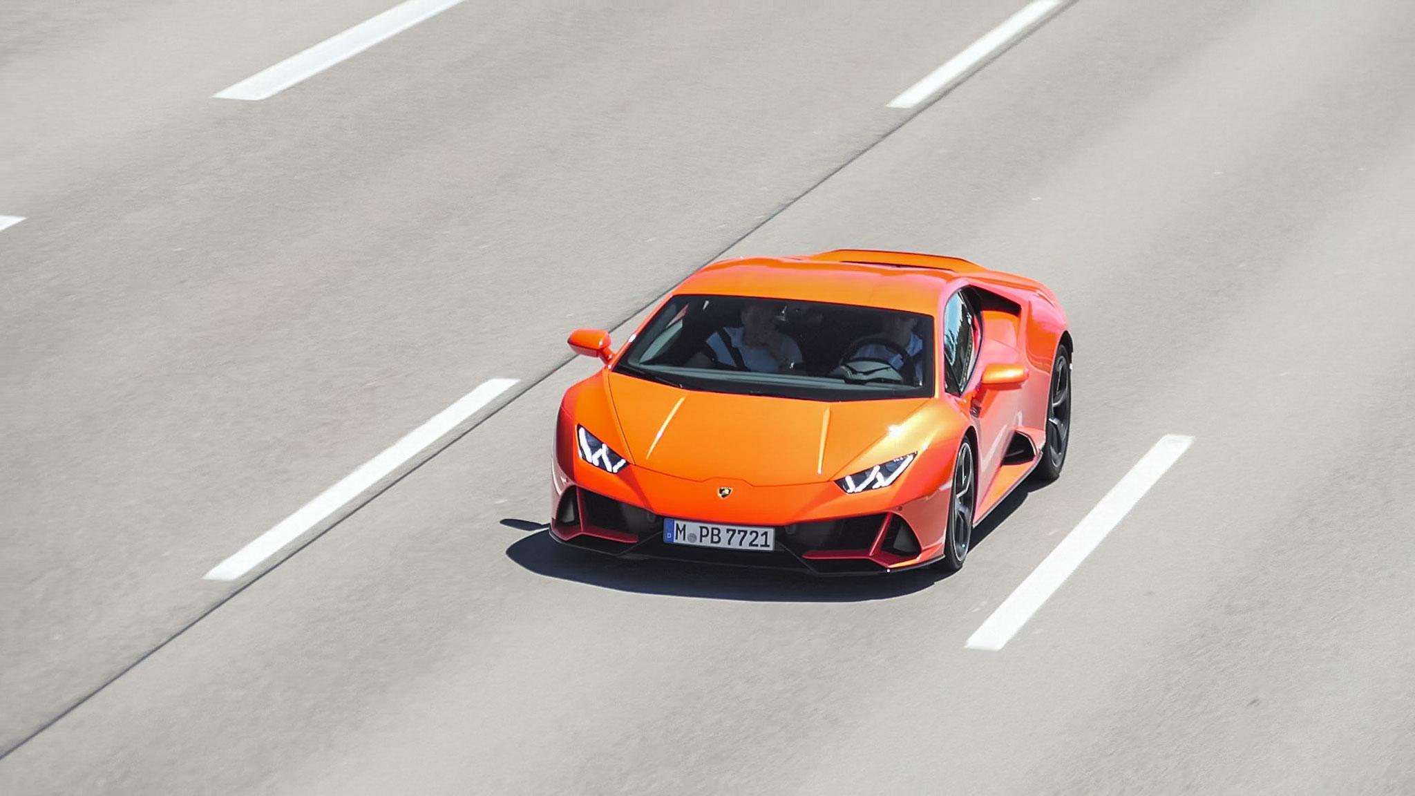 Lamborghini Huracan Evo - M-PB-7721