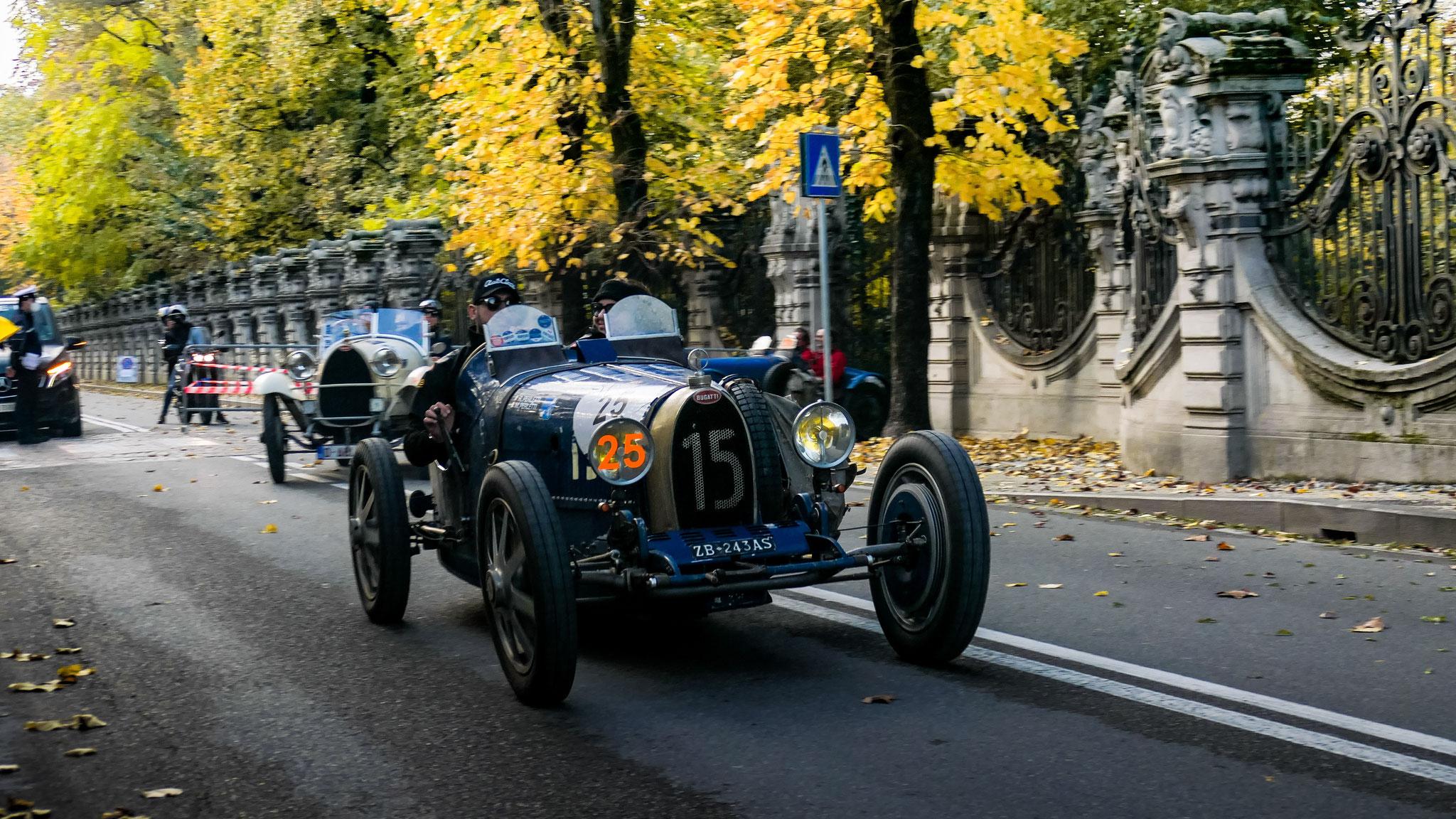 Bugatti Type 37 - ZB-243-AS (ITA)