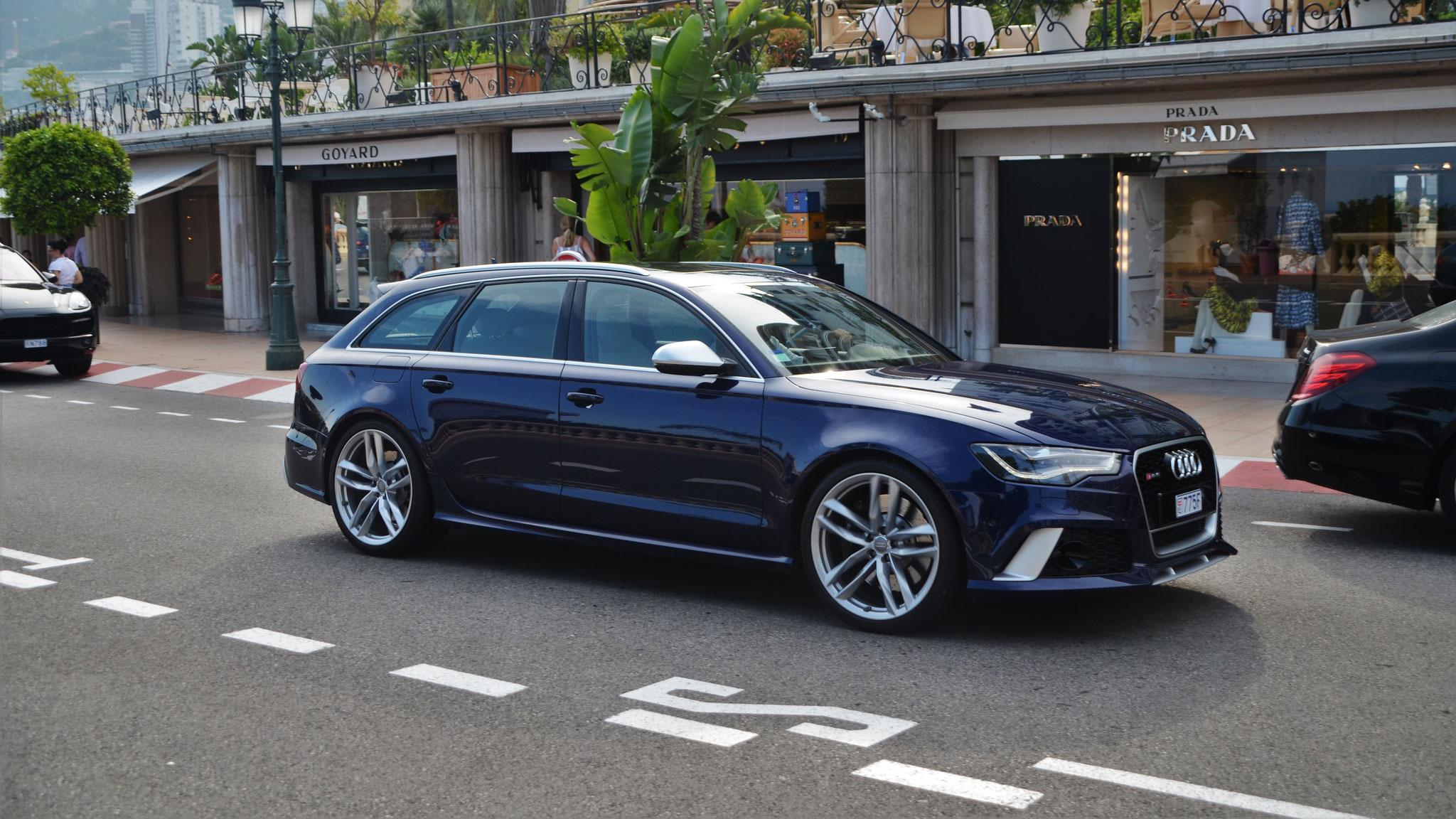 Audi RS6 - 775F (MC)
