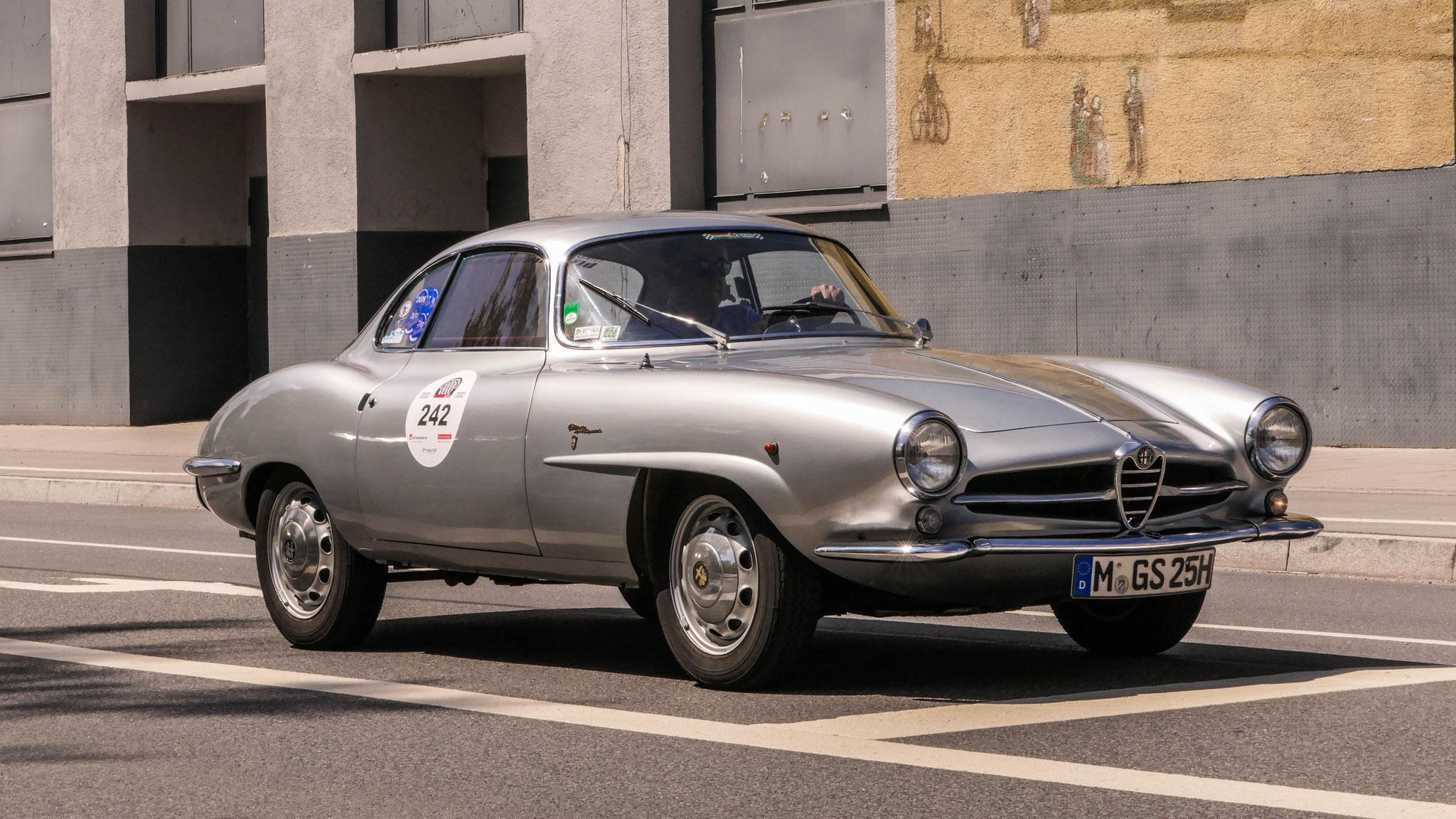 Alfa Romeo Giulia  Sprint Speciale - M-GS-25H